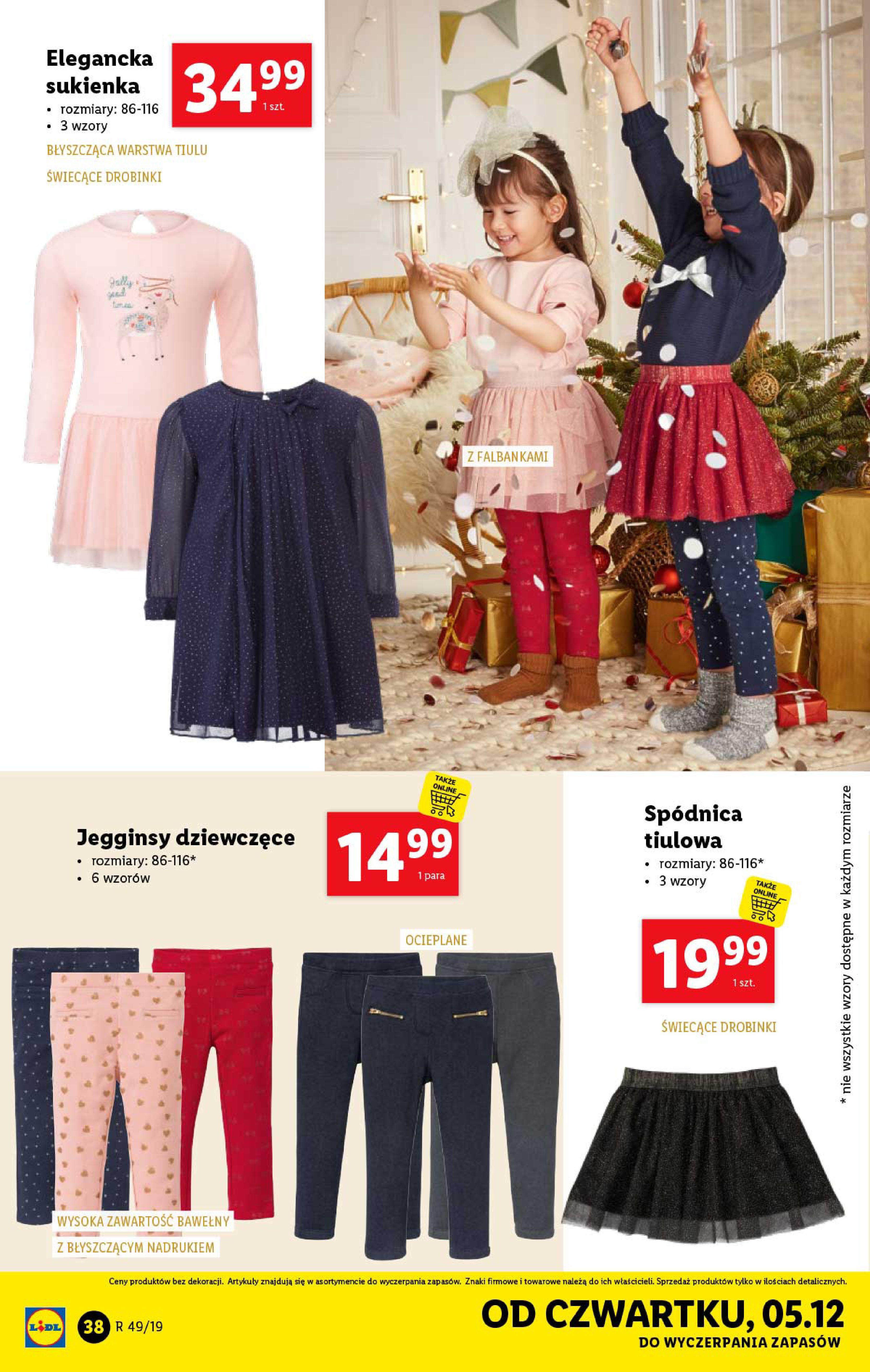 Gazetka Lidl - Katalog od poniedziałku 02.12-01.12.2019-07.12.2019-page-38