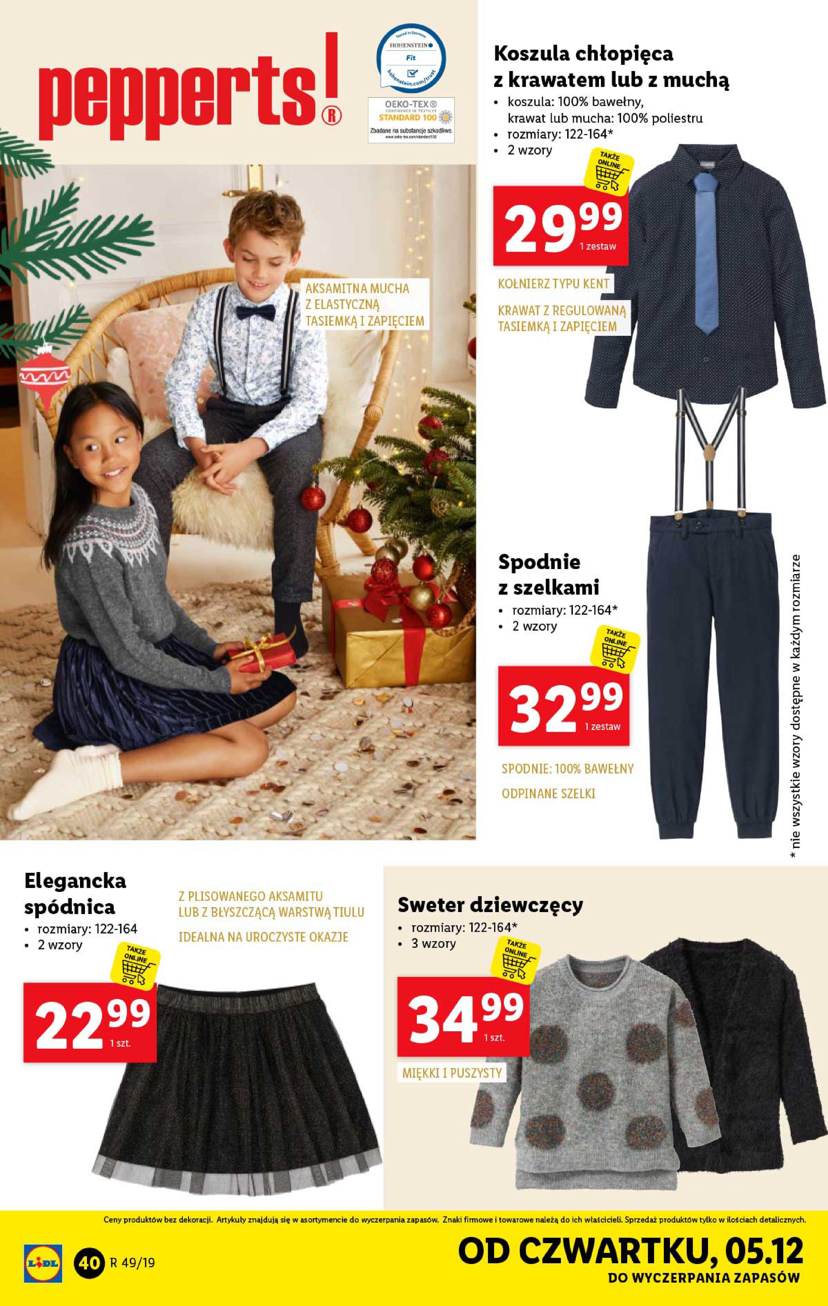 Gazetka Lidl - Katalog od poniedziałku 02.12-01.12.2019-07.12.2019-page-40