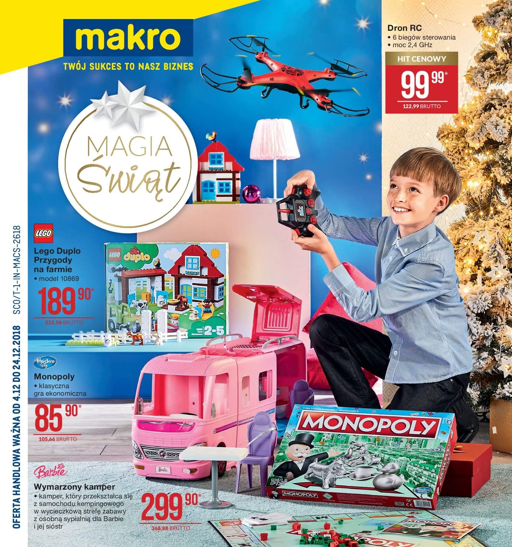 Gazetka Makro - Magia Świąt-02.12.2018-24.12.2018-page-