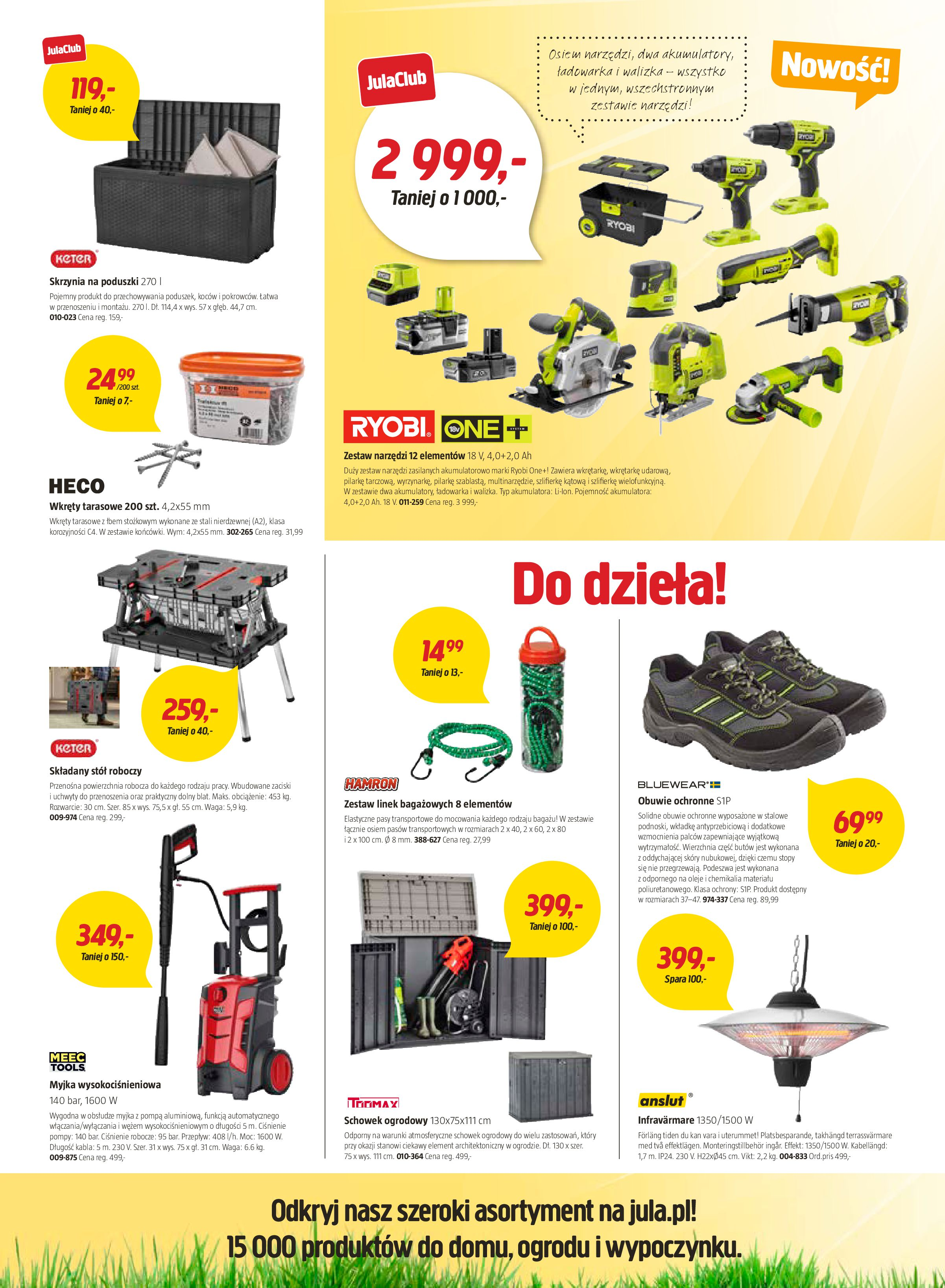 Gazetka Jula - Oferta handlowa-21.07.2020-05.08.2020-page-5