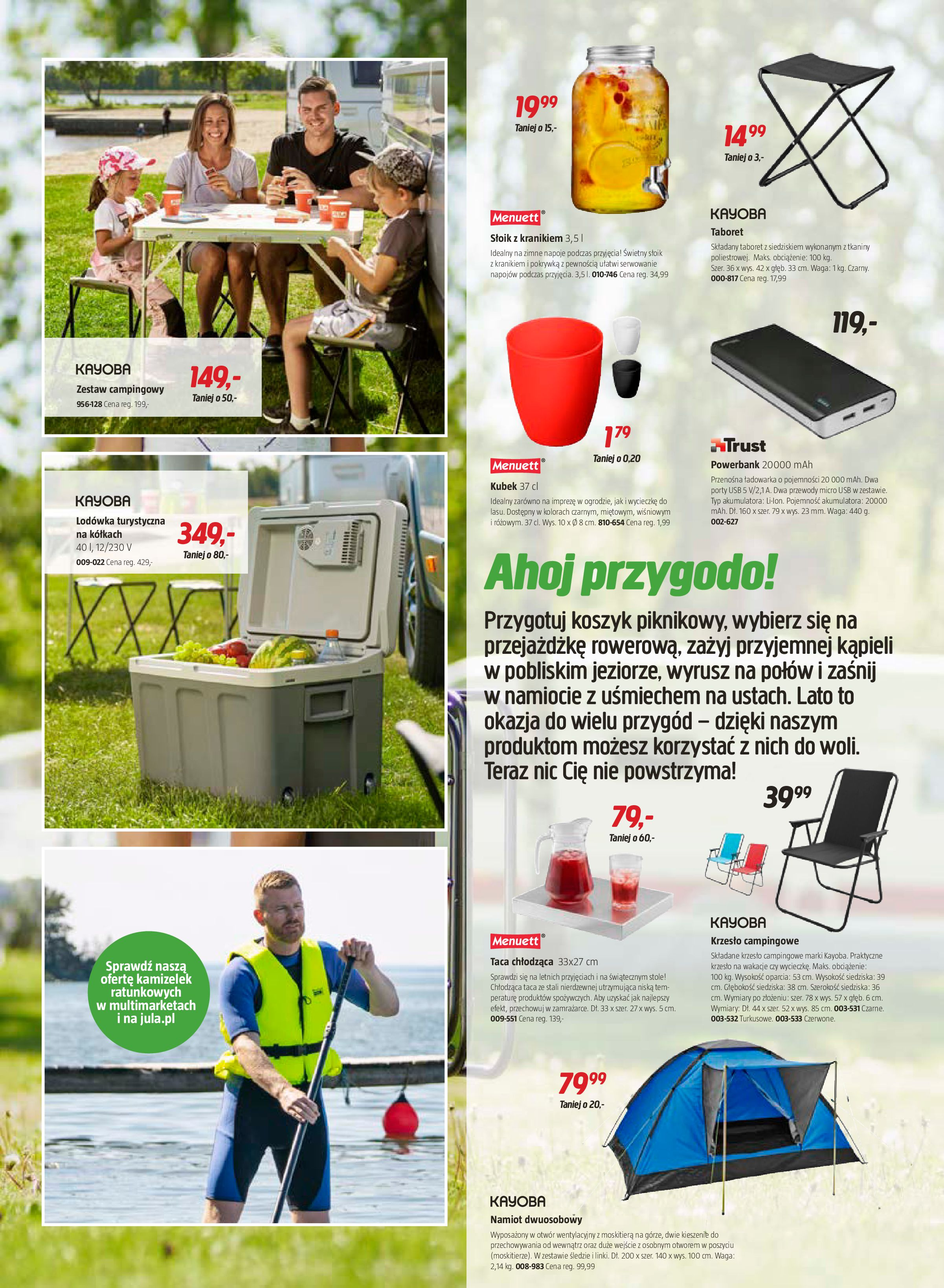 Gazetka Jula - Oferta handlowa-21.07.2020-05.08.2020-page-2