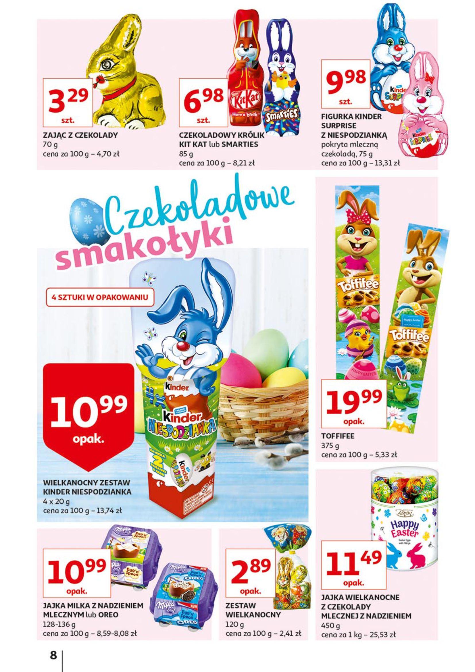 Gazetka Auchan - Przygotuj się do świąt - Auchan Supermarket-10.04.2019-20.04.2019-page-