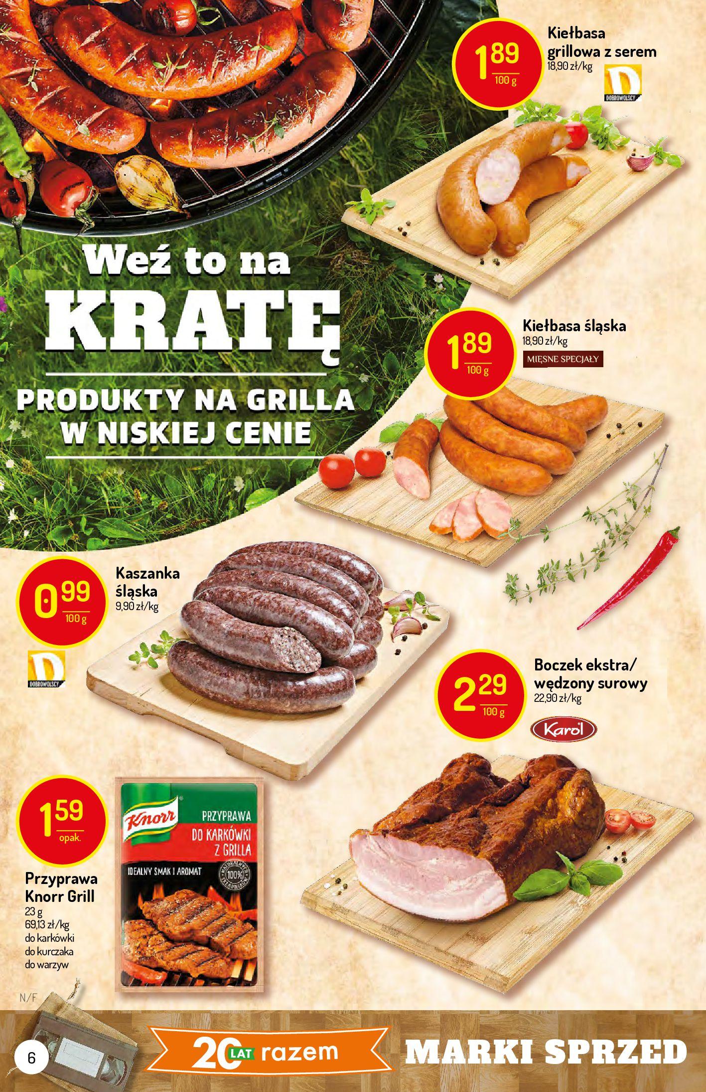 Gazetka Delikatesy Centrum - Oferta na art. spożywcze i kosmetyki-10.07.2019-17.07.2019-page-6