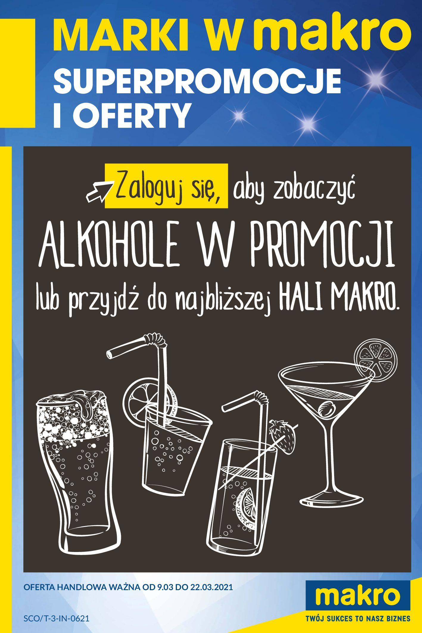 Gazetka Makro -marki-w-makro-2021-03-09-2021-03-22 09.03-22.03