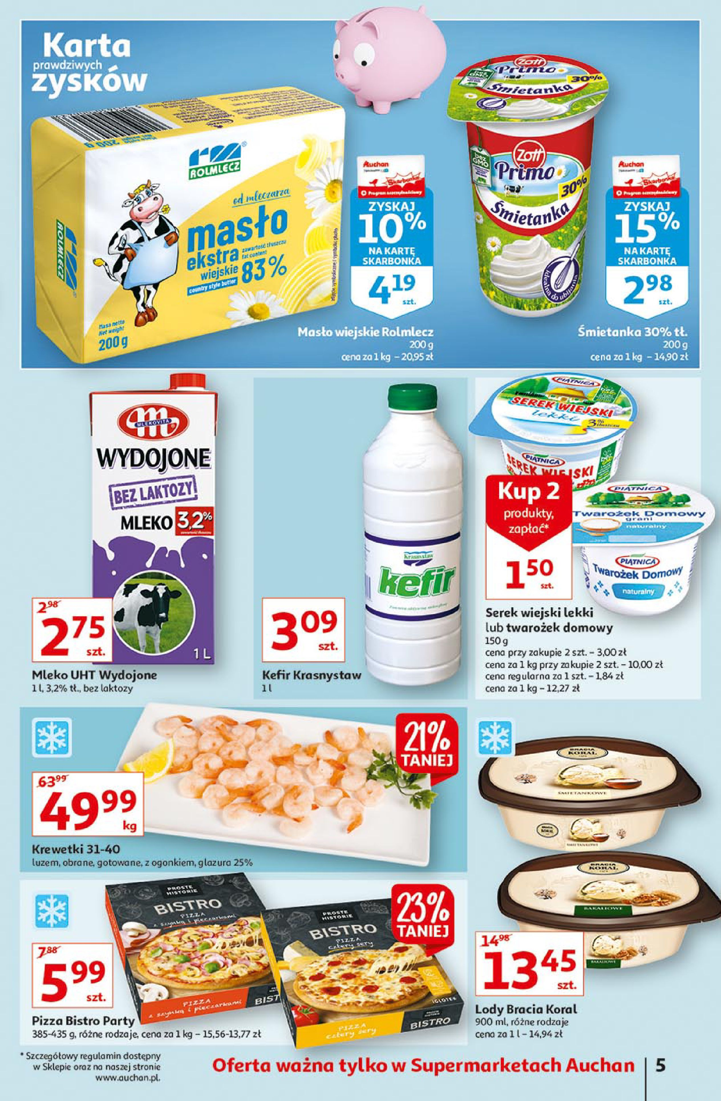 Gazetka Auchan: Gazetka Auchan Supermarket 2021-06-10 page-5