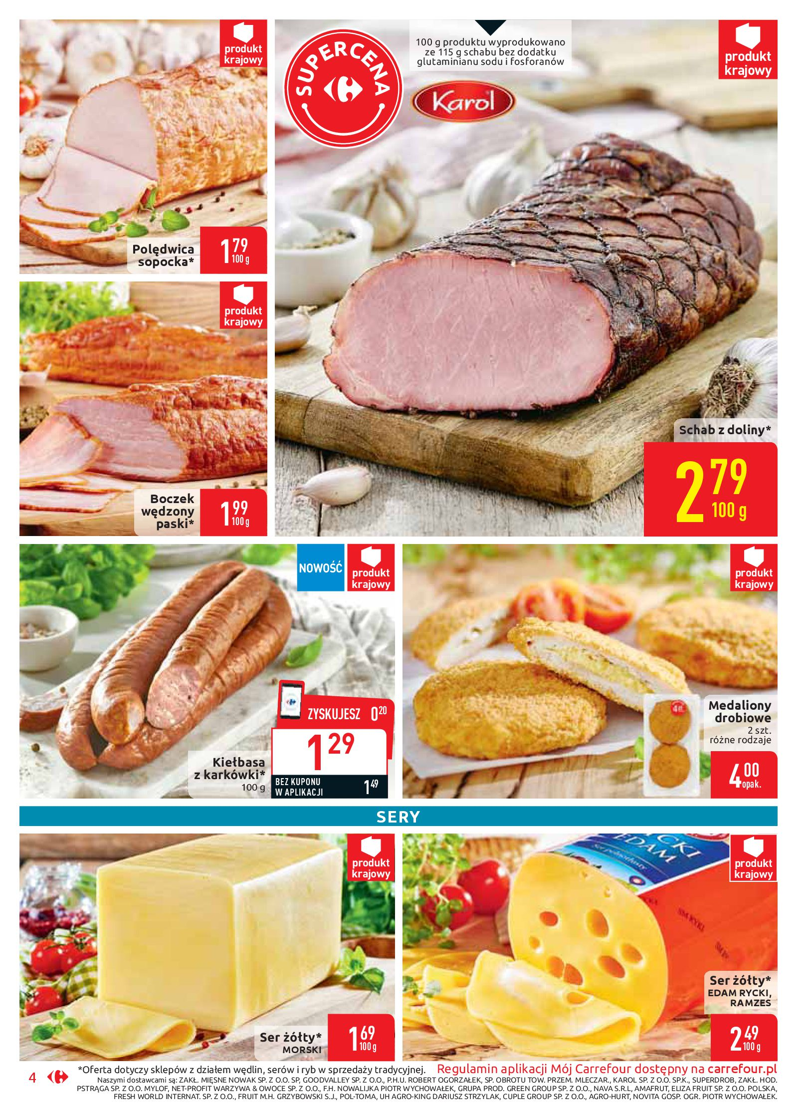 Gazetka Carrefour Market - Wszyscy zasługujemy na najlepsze-13.05.2019-26.05.2019-page-
