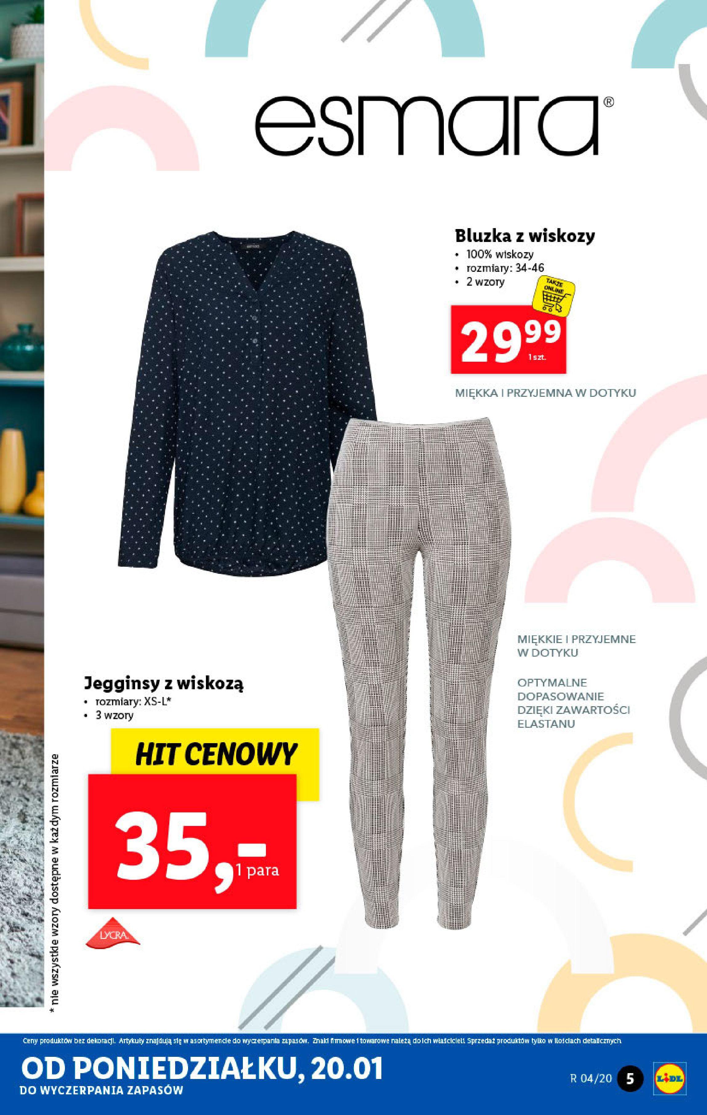 Gazetka Lidl - Katalog od poniedziałku-19.01.2020-26.01.2020-page-5