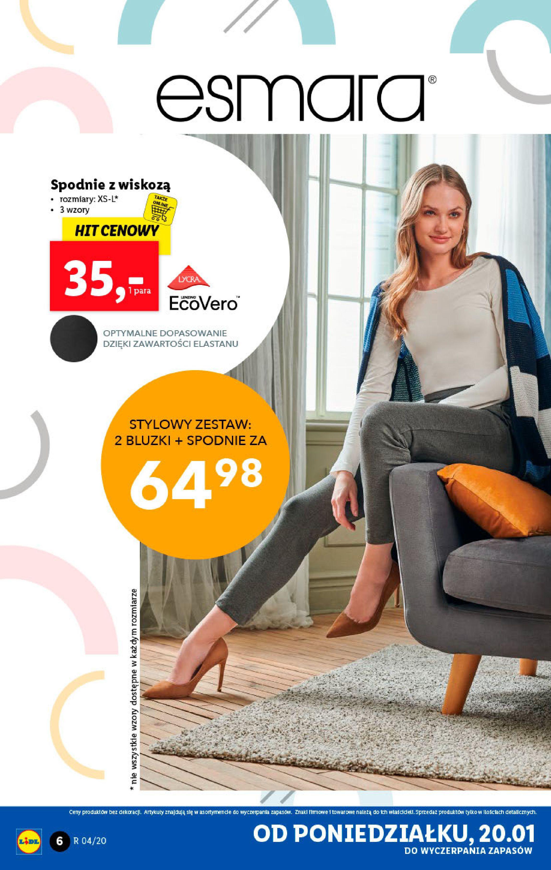 Gazetka Lidl - Katalog od poniedziałku-19.01.2020-26.01.2020-page-6