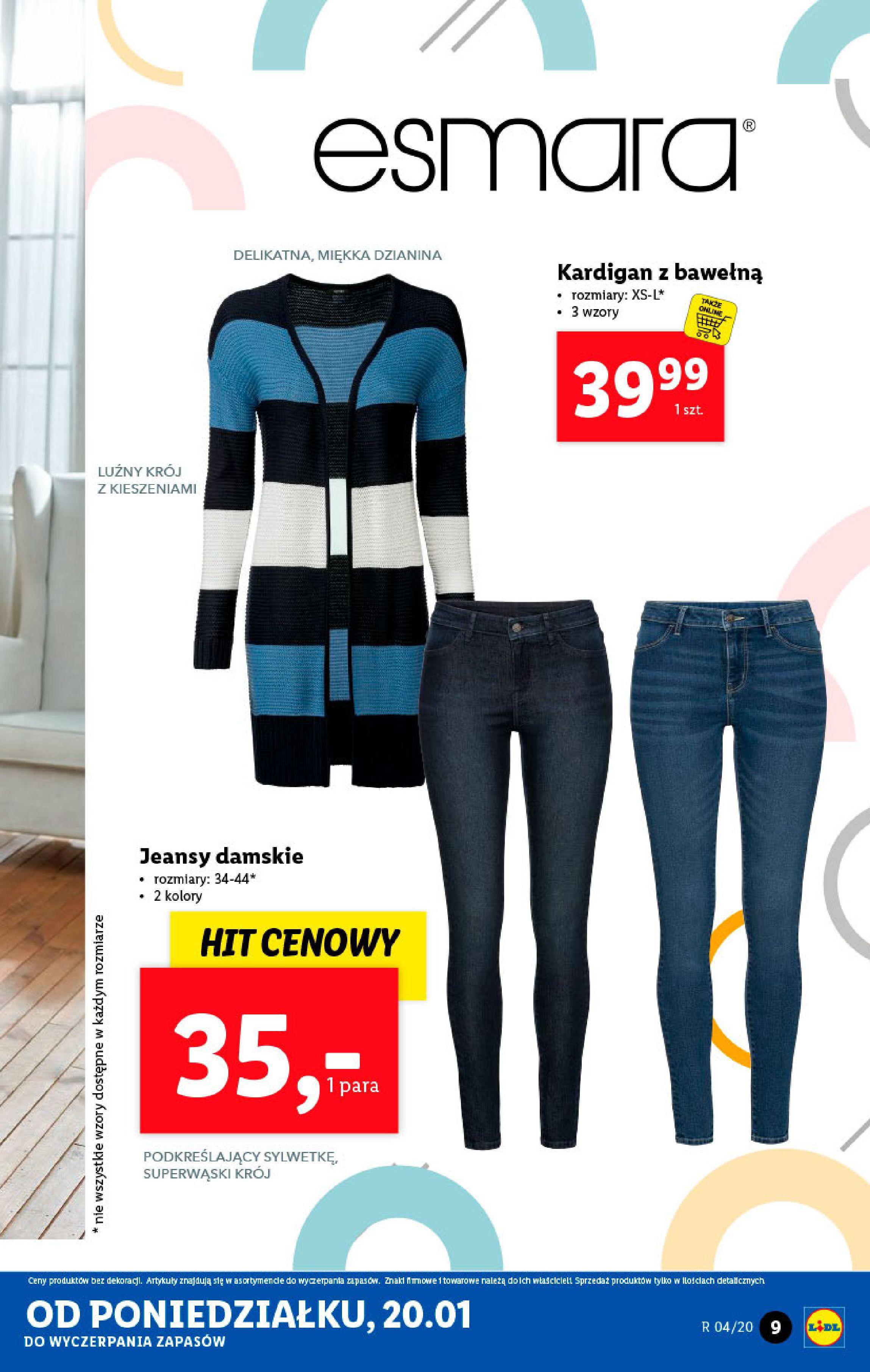 Gazetka Lidl - Katalog od poniedziałku-19.01.2020-26.01.2020-page-9