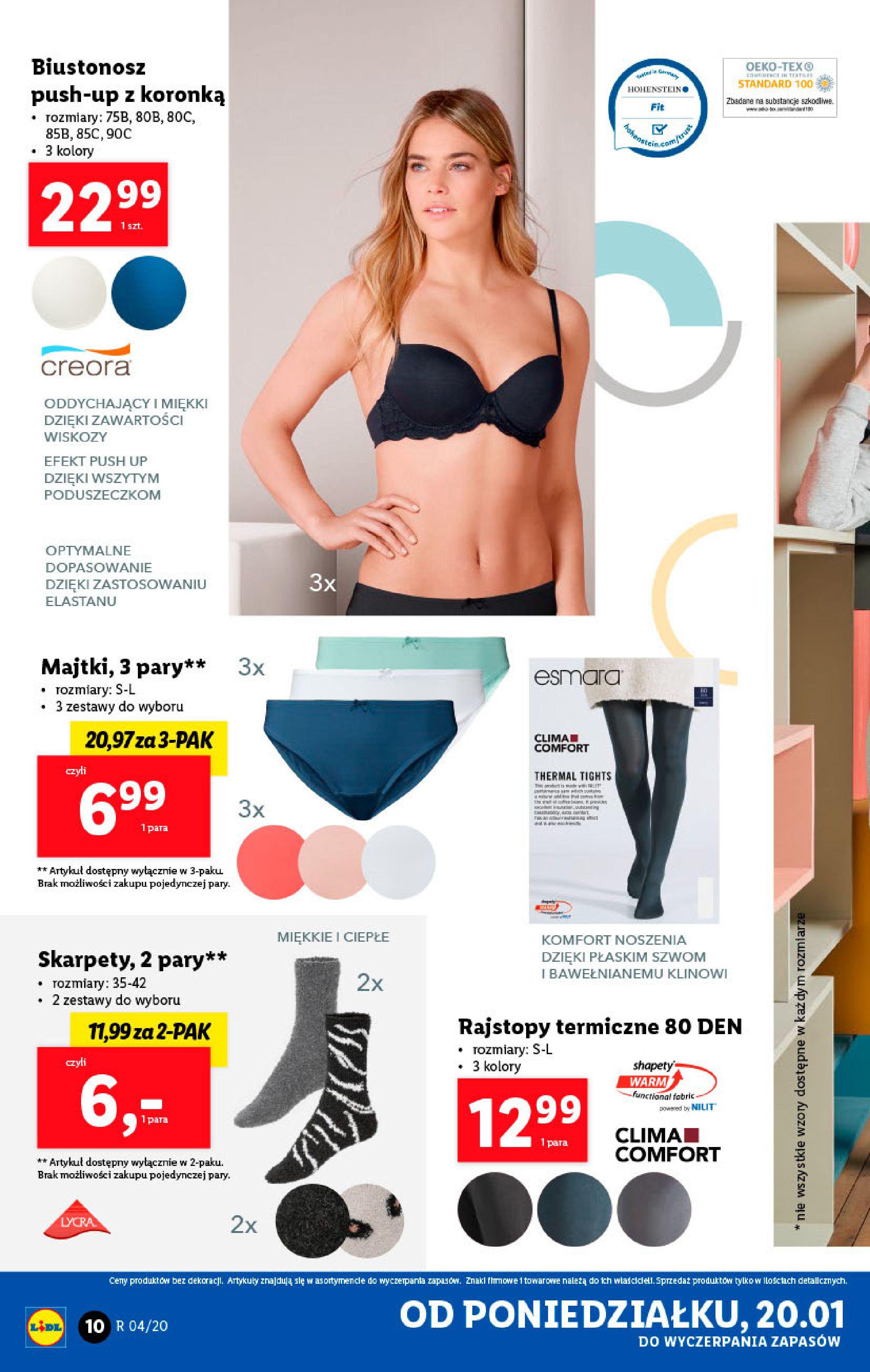 Gazetka Lidl - Katalog od poniedziałku-19.01.2020-26.01.2020-page-10