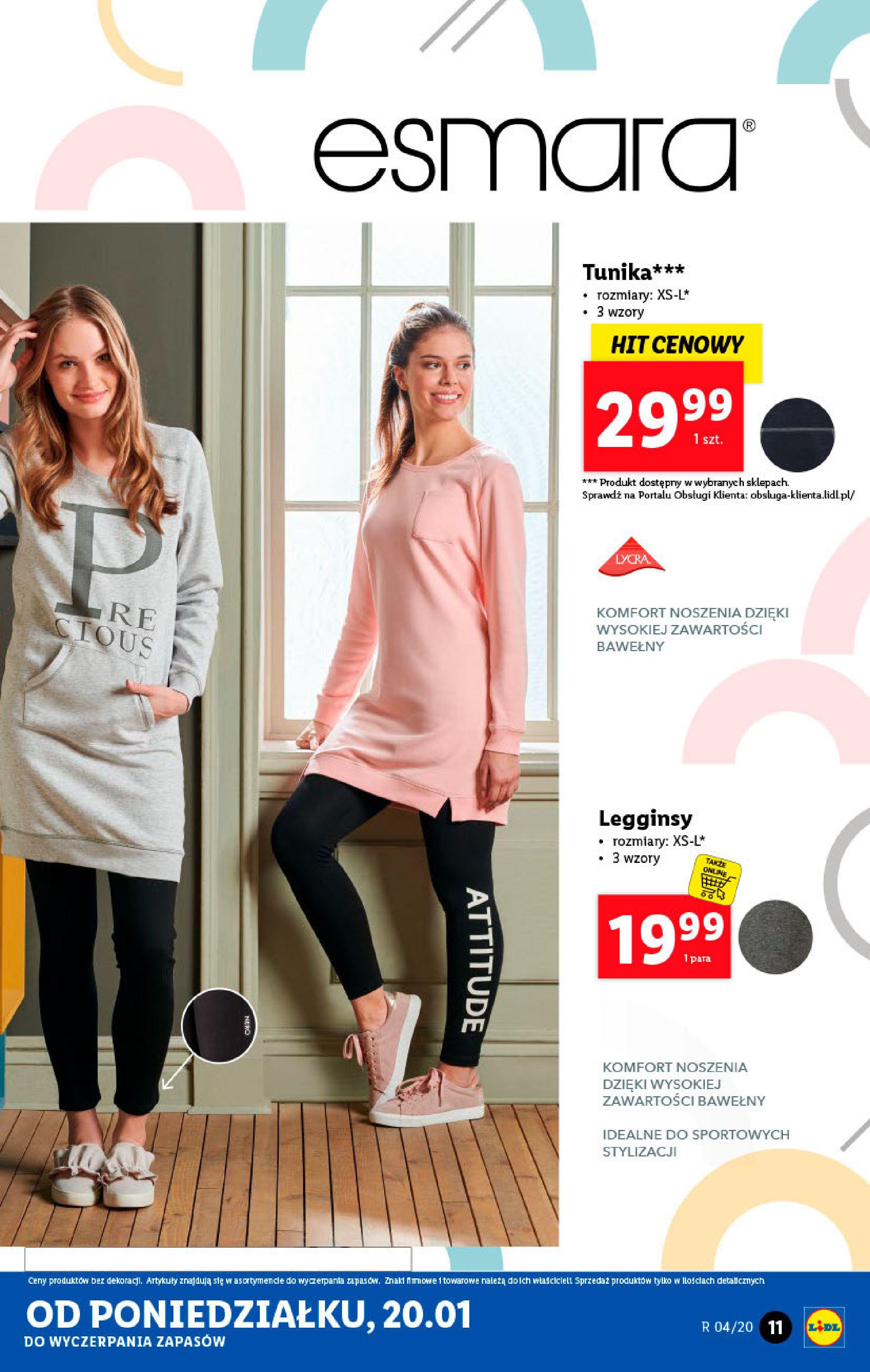 Gazetka Lidl - Katalog od poniedziałku-19.01.2020-26.01.2020-page-11