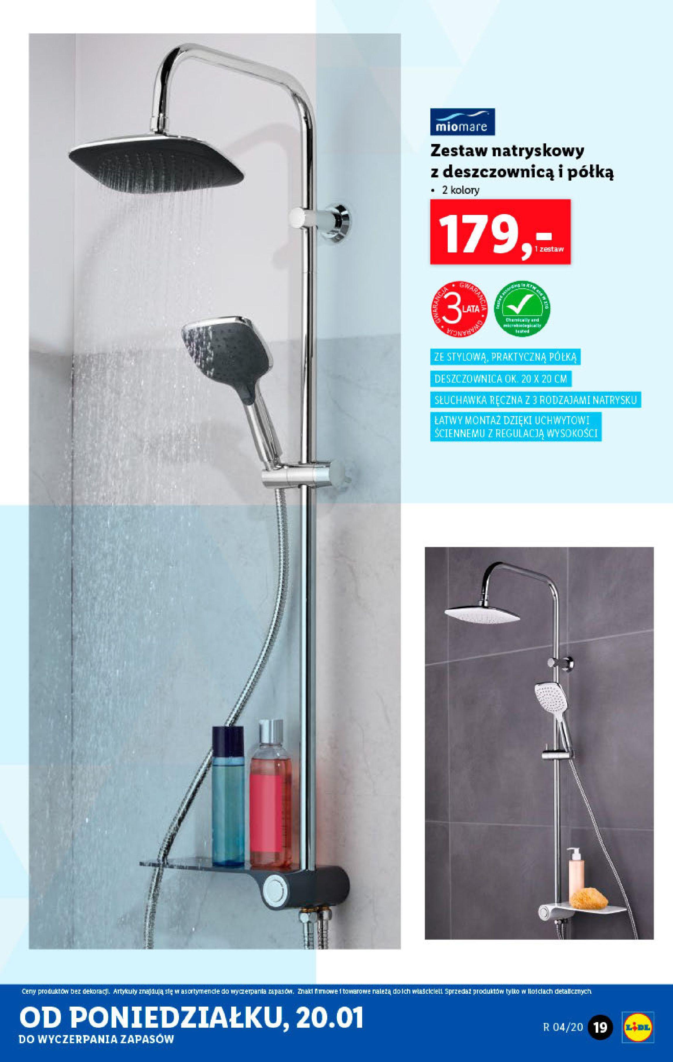 Gazetka Lidl - Katalog od poniedziałku-19.01.2020-26.01.2020-page-19