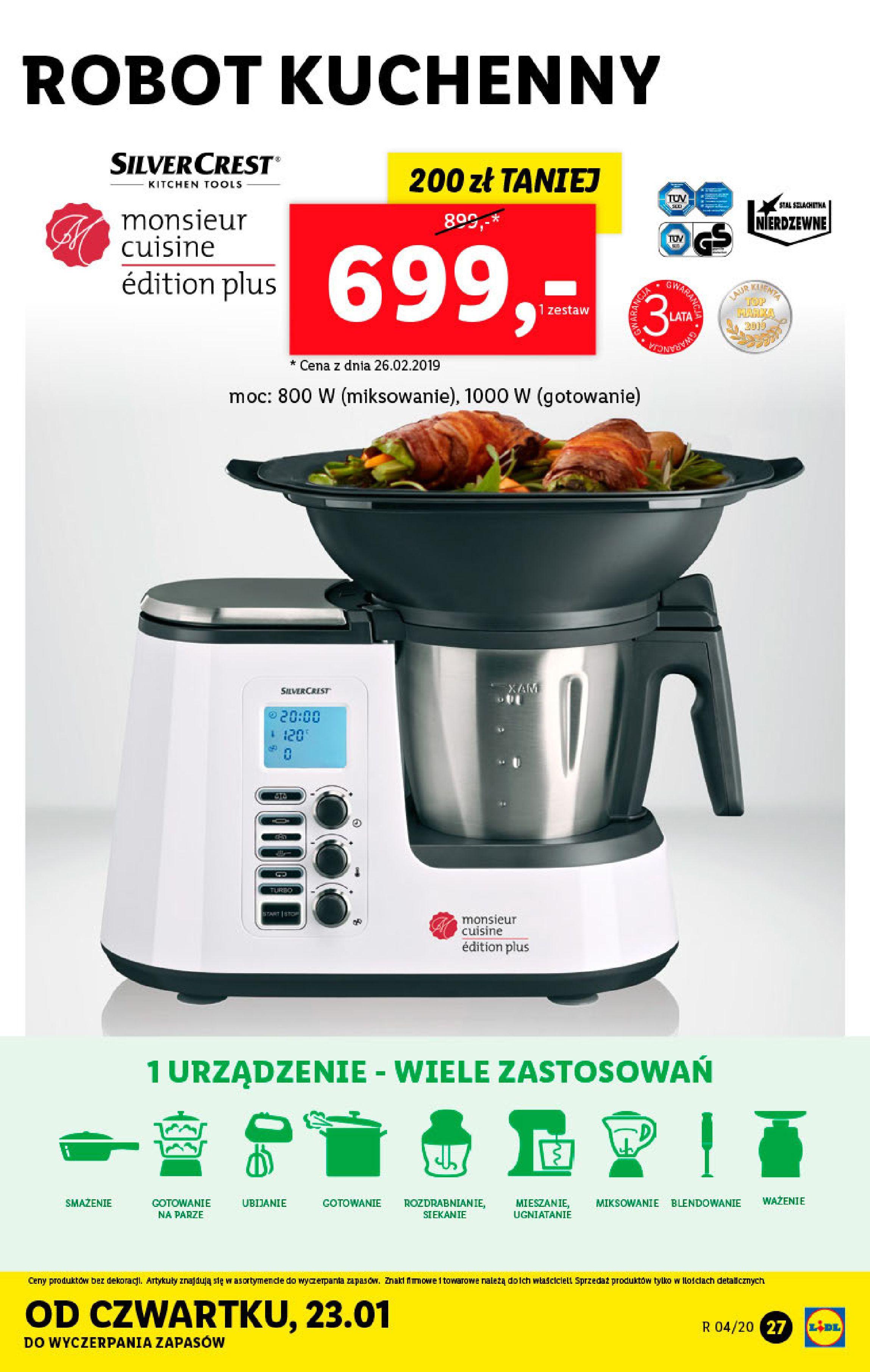 Gazetka Lidl - Katalog od poniedziałku-19.01.2020-26.01.2020-page-27