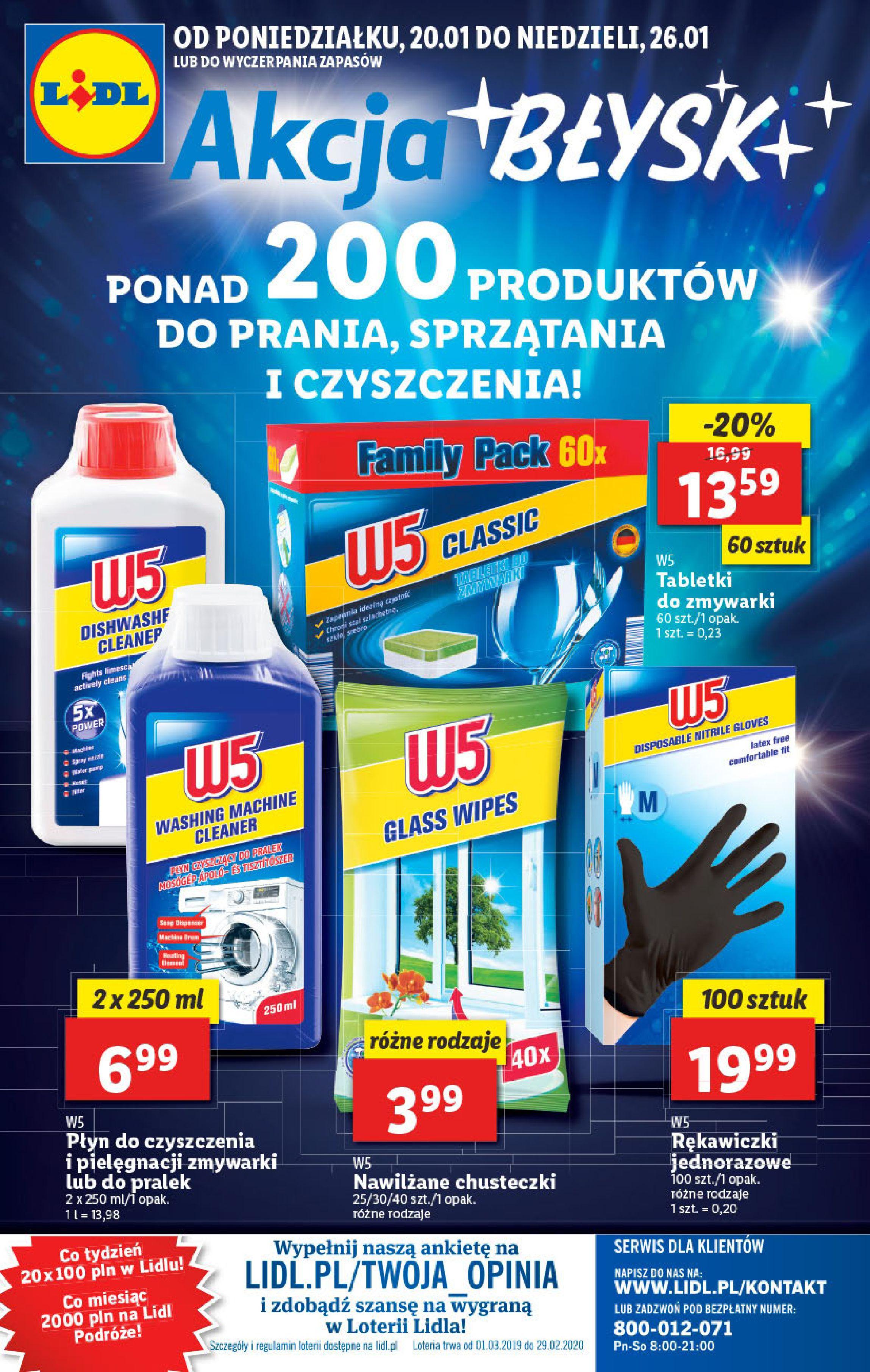 Gazetka Lidl - Katalog od poniedziałku-19.01.2020-26.01.2020-page-40