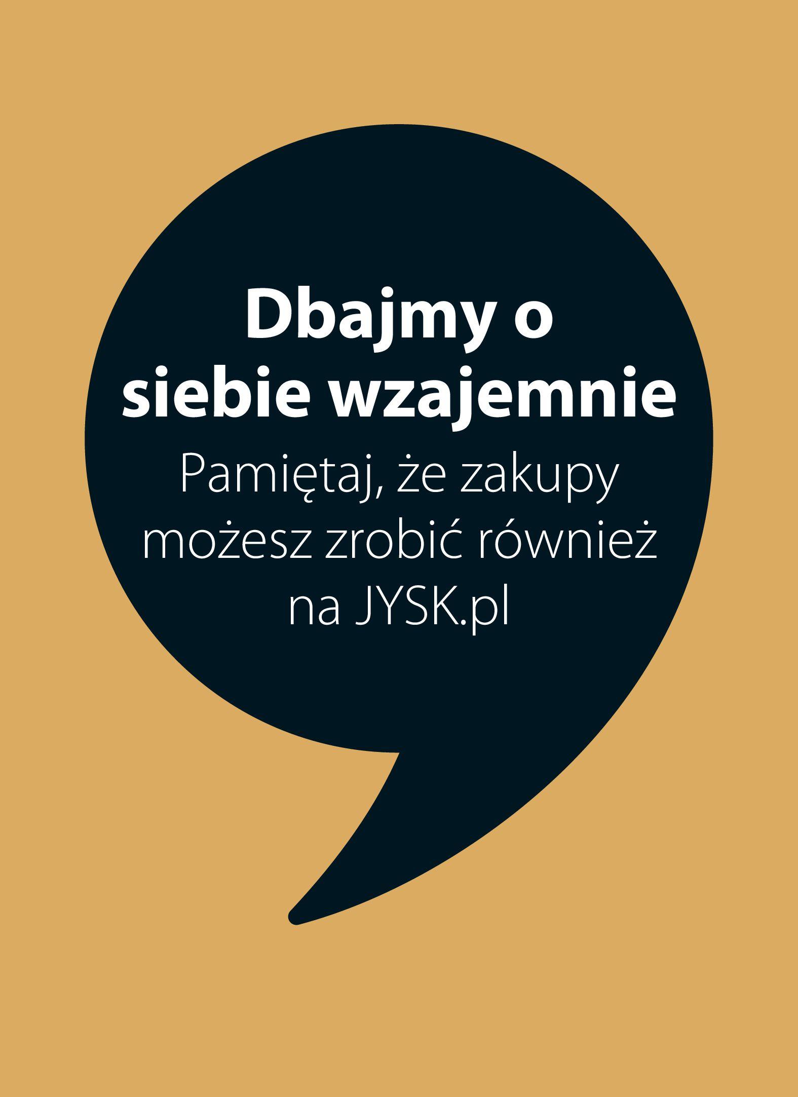 Jysk:  Gazetka Jysk - 12-25.05 11.05.2021
