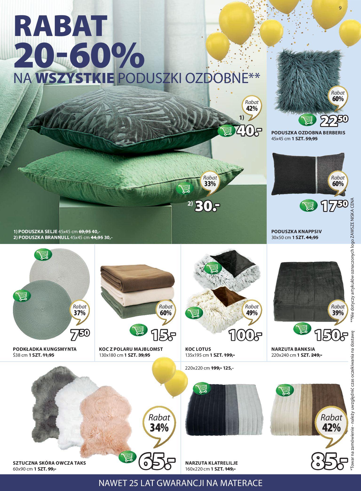 Gazetka Jysk - Oferta handlowa-10.04.2019-24.04.2019-page-
