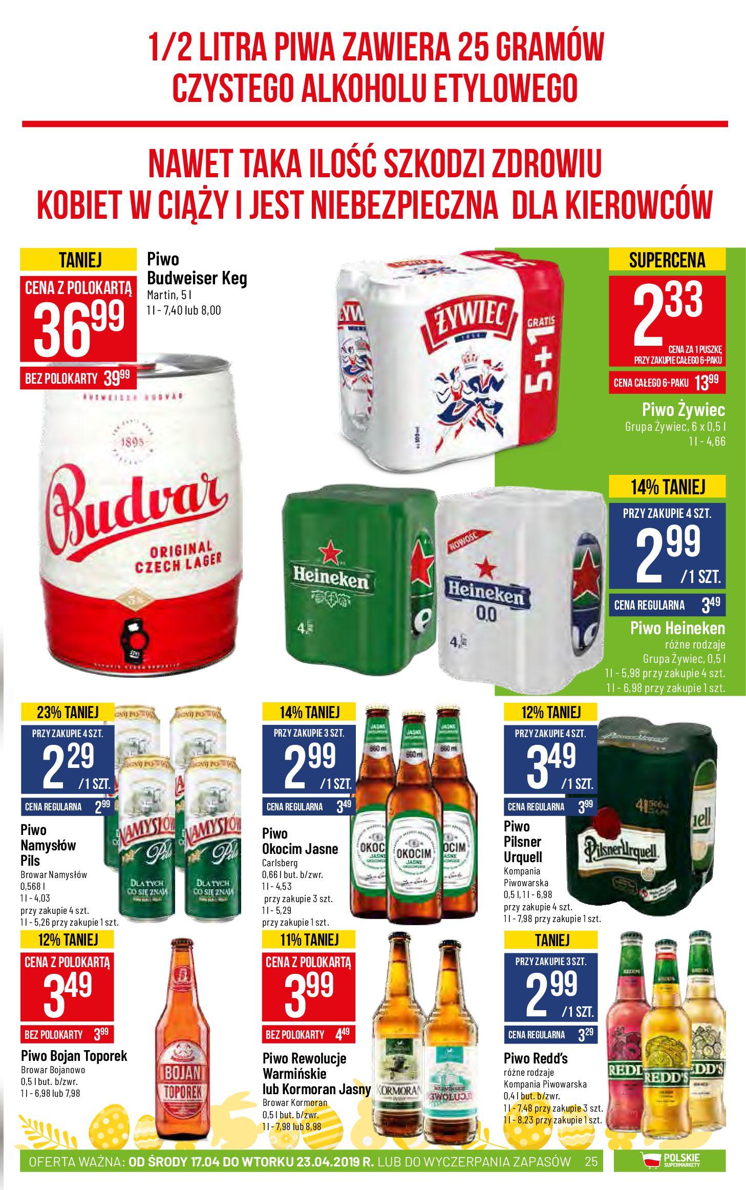 Gazetka Polomarket - Promocje Wielkanocne-16.04.2019-23.04.2019-page-