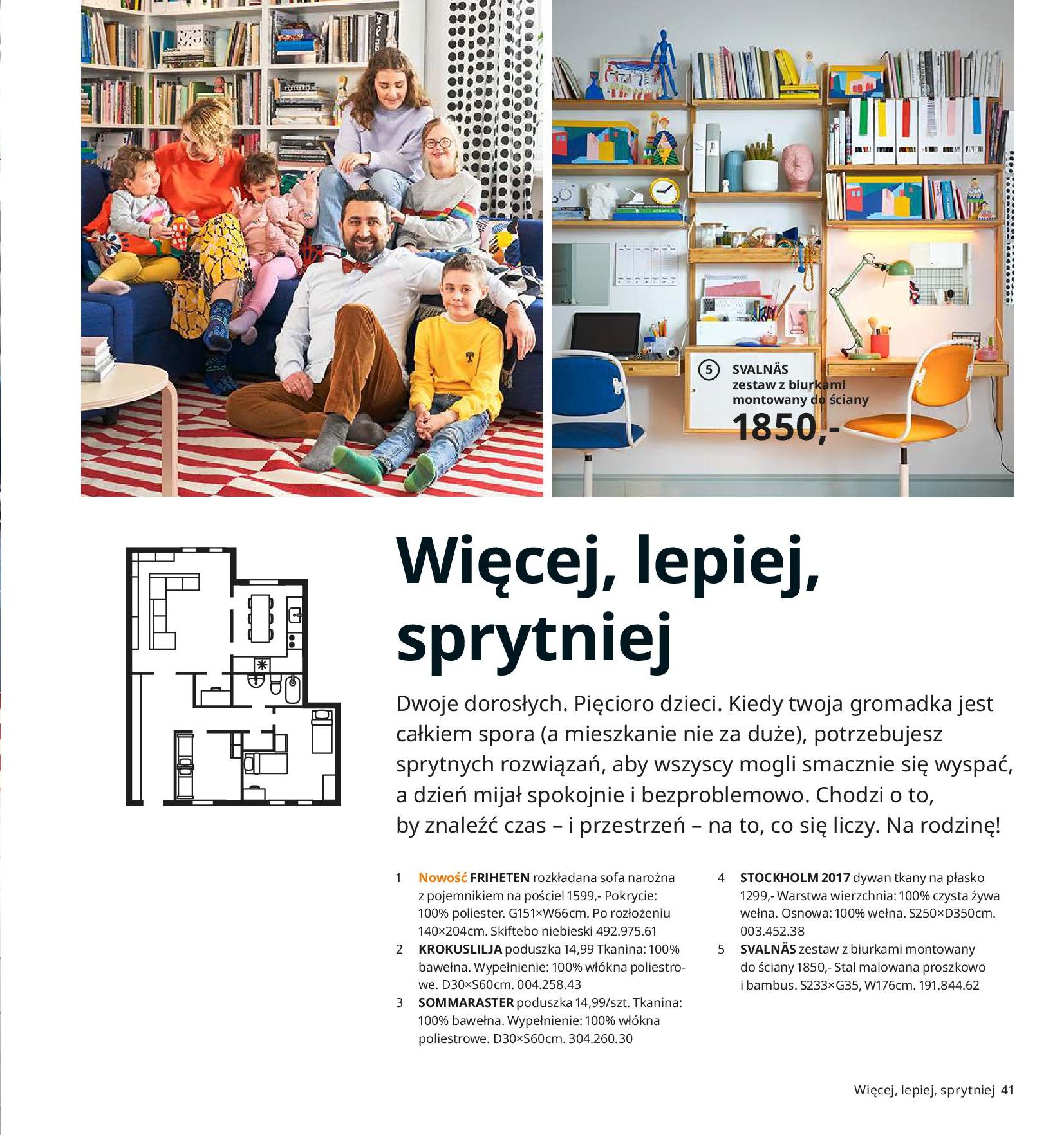 Gazetka IKEA - Katalog IKEA 2020-25.08.2019-31.07.2020-page-41