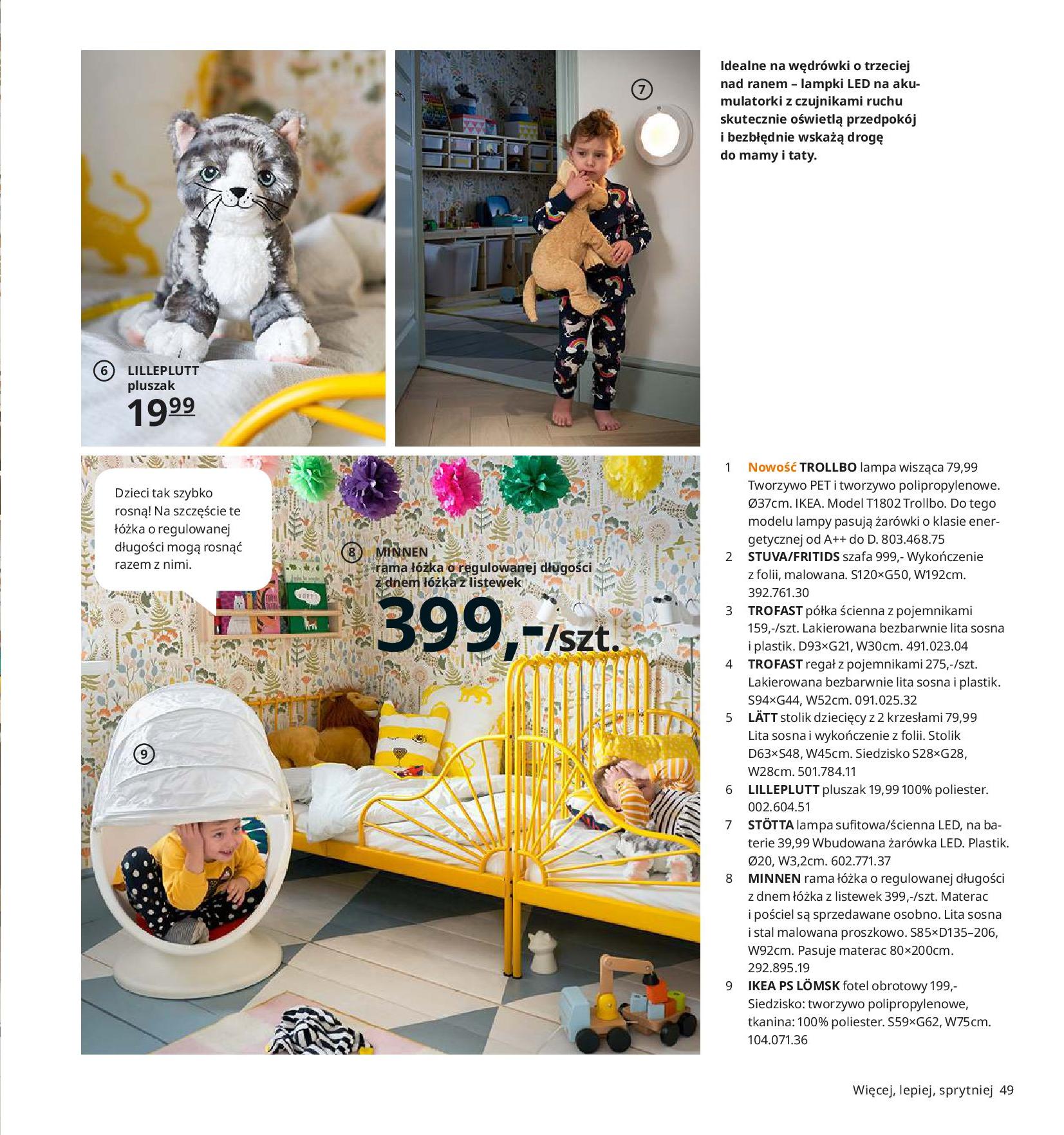 Gazetka IKEA - Katalog IKEA 2020-25.08.2019-31.07.2020-page-49