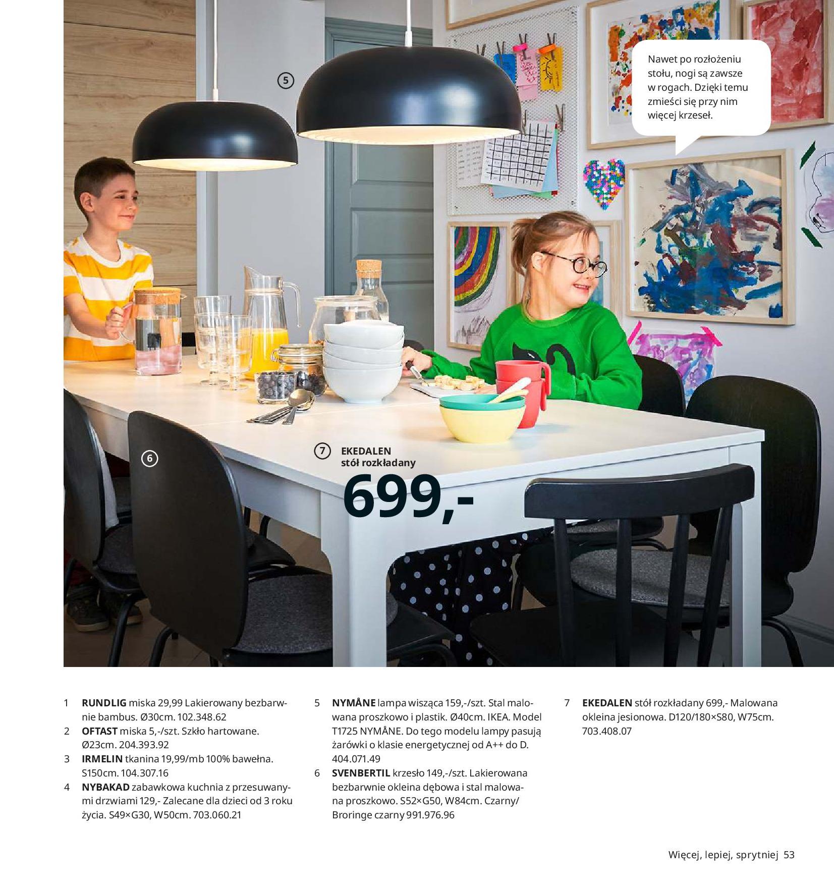 Gazetka IKEA - Katalog IKEA 2020-25.08.2019-31.07.2020-page-53