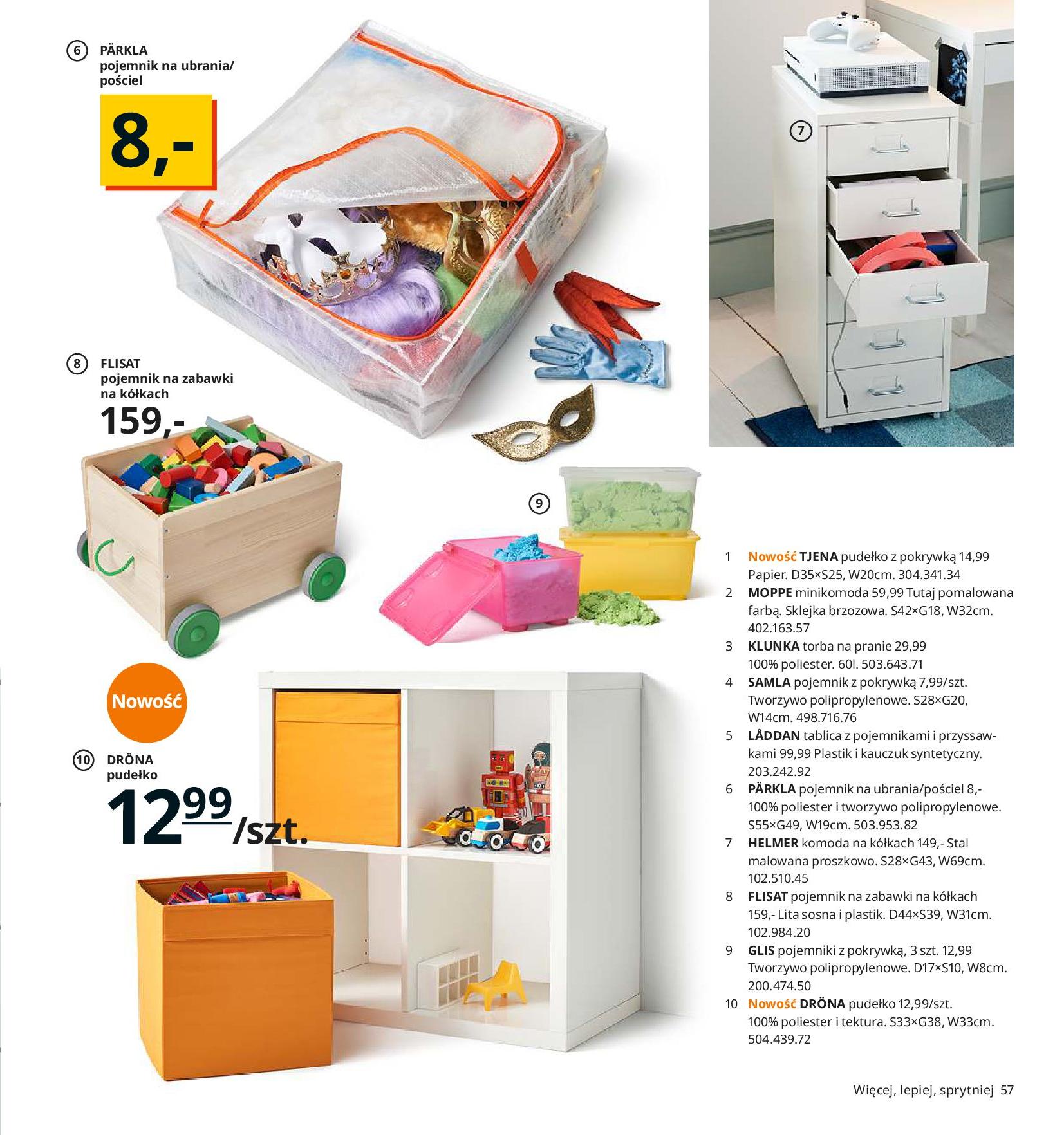 Gazetka IKEA - Katalog IKEA 2020-25.08.2019-31.07.2020-page-57