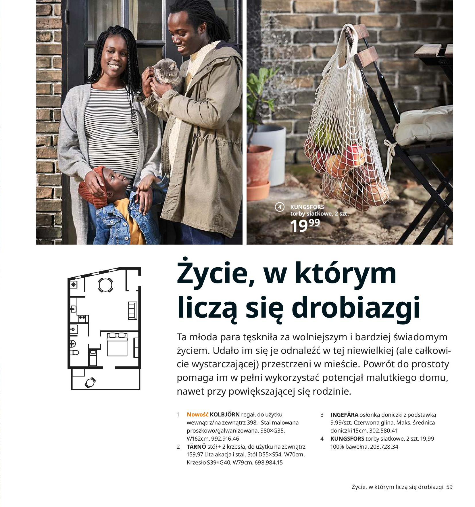Gazetka IKEA - Katalog IKEA 2020-25.08.2019-31.07.2020-page-59