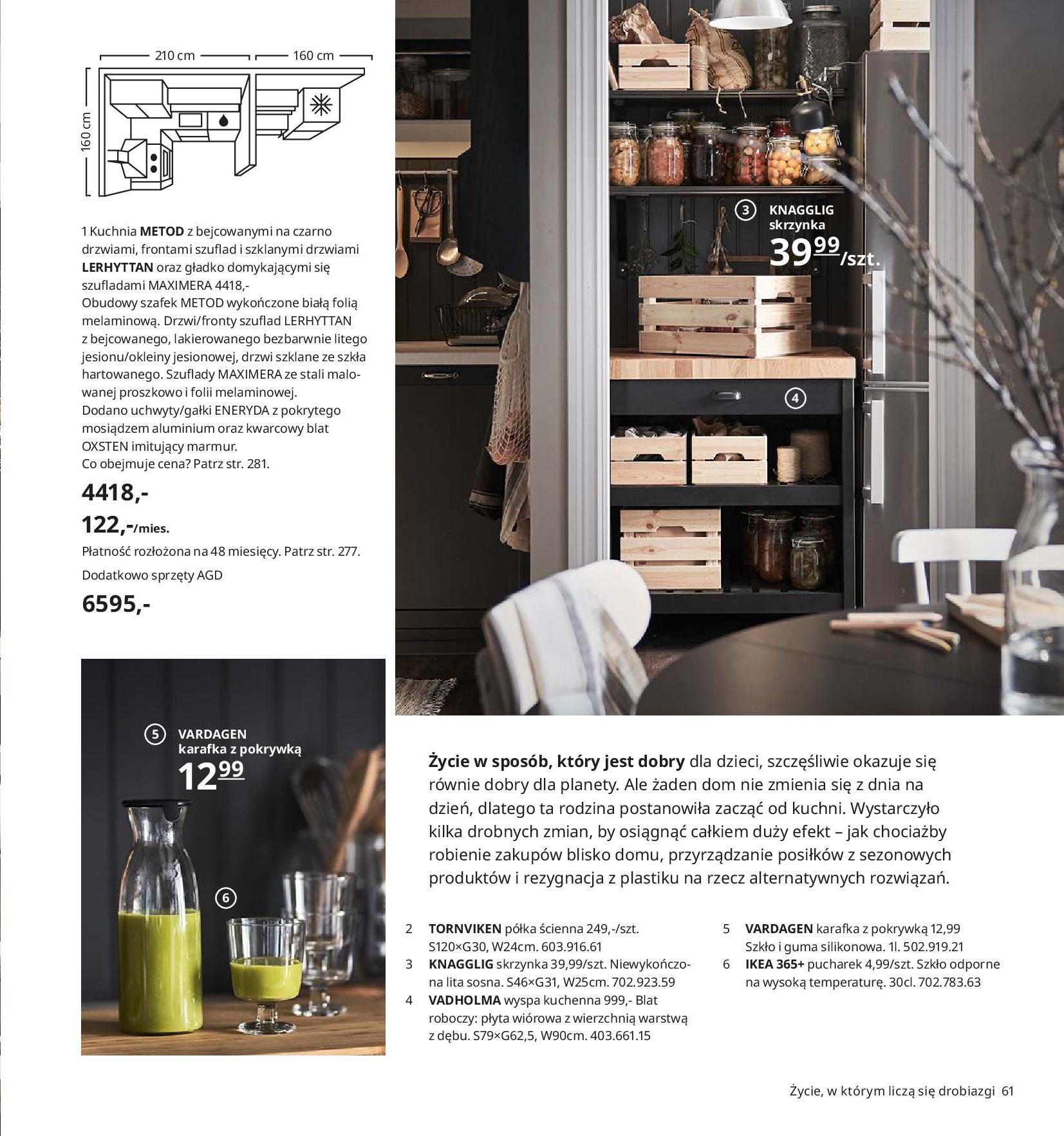 Gazetka IKEA - Katalog IKEA 2020-25.08.2019-31.07.2020-page-61
