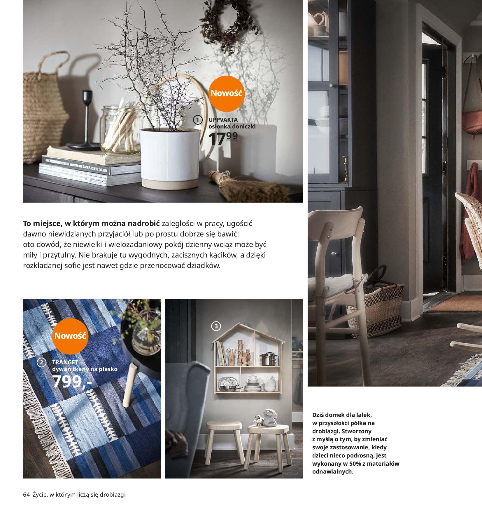 Gazetka IKEA - Katalog IKEA 2020-25.08.2019-31.07.2020-page-64