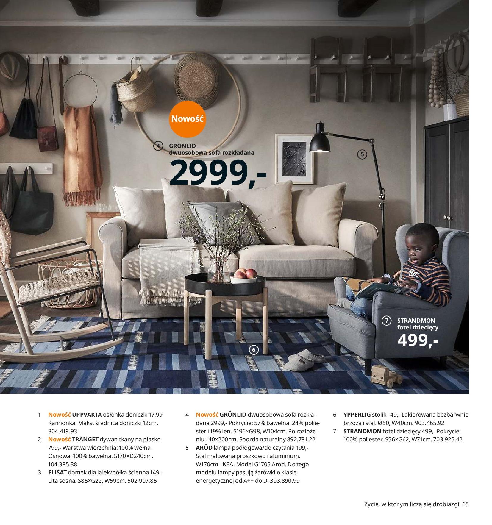 Gazetka IKEA - Katalog IKEA 2020-25.08.2019-31.07.2020-page-65