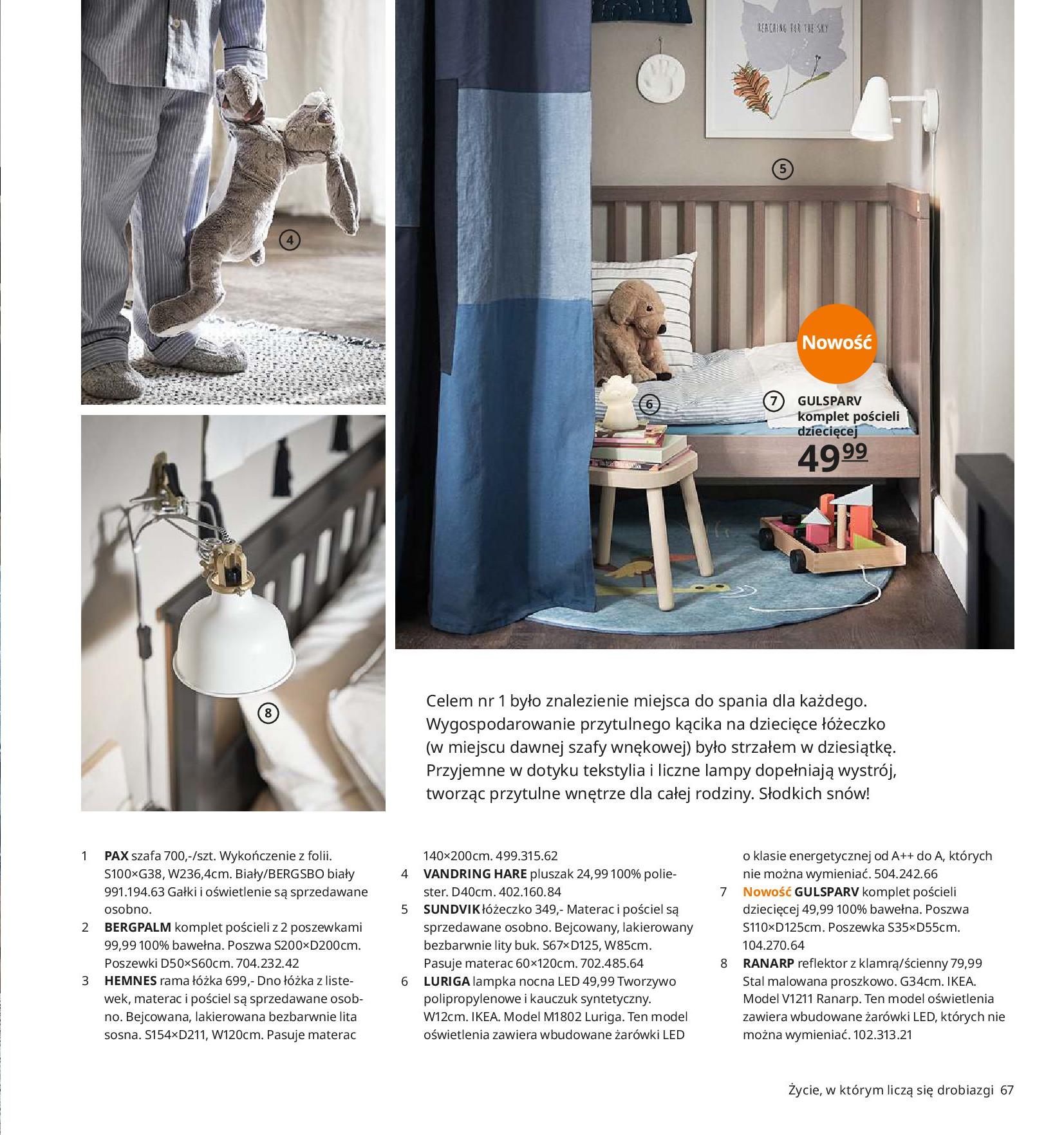 Gazetka IKEA - Katalog IKEA 2020-25.08.2019-31.07.2020-page-67