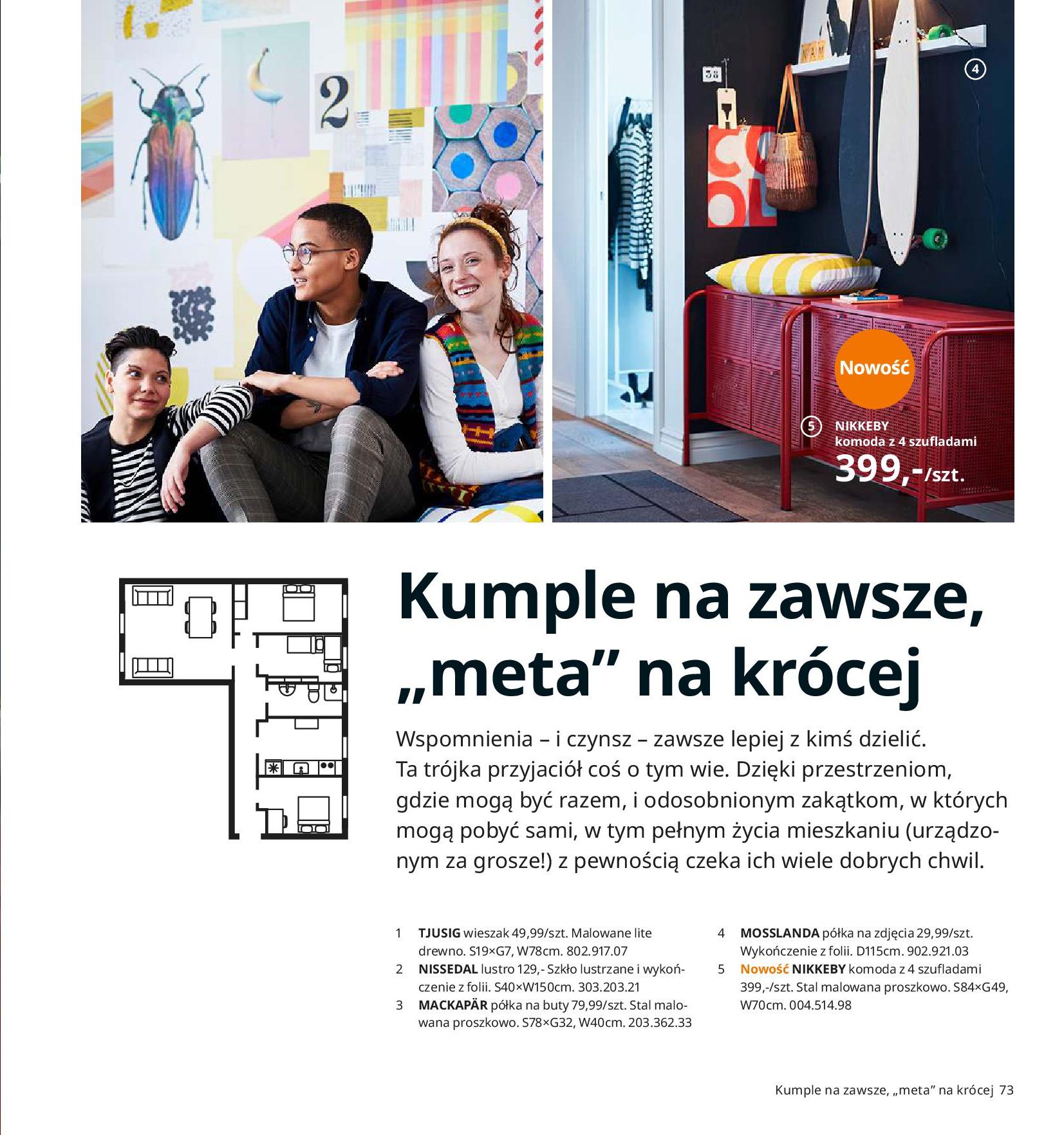 Gazetka IKEA - Katalog IKEA 2020-25.08.2019-31.07.2020-page-73