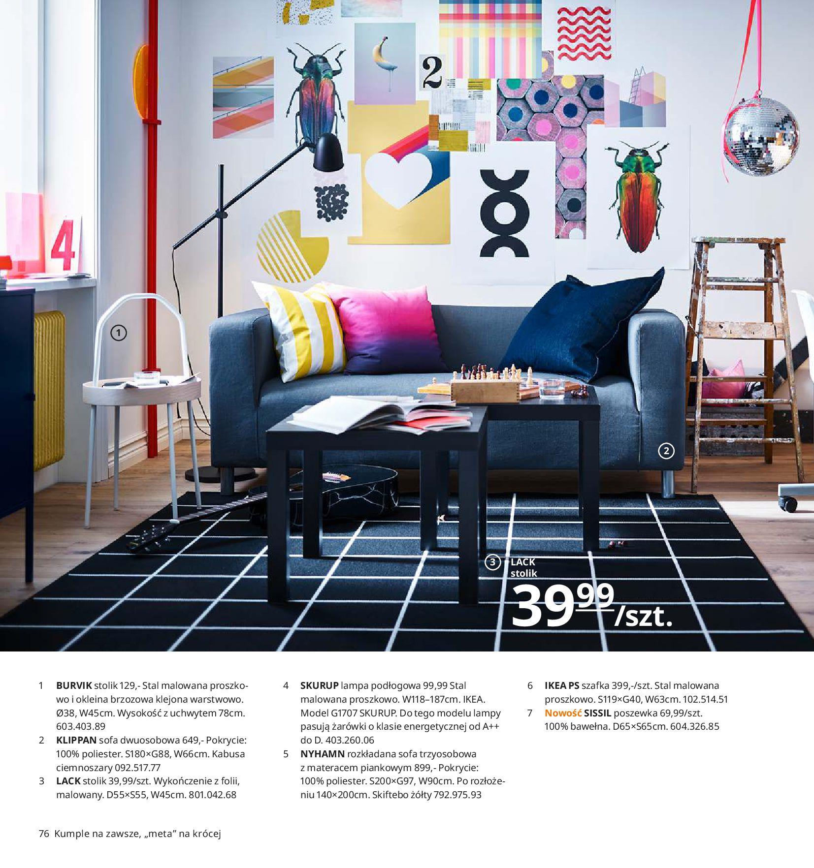 Gazetka IKEA - Katalog IKEA 2020-25.08.2019-31.07.2020-page-76