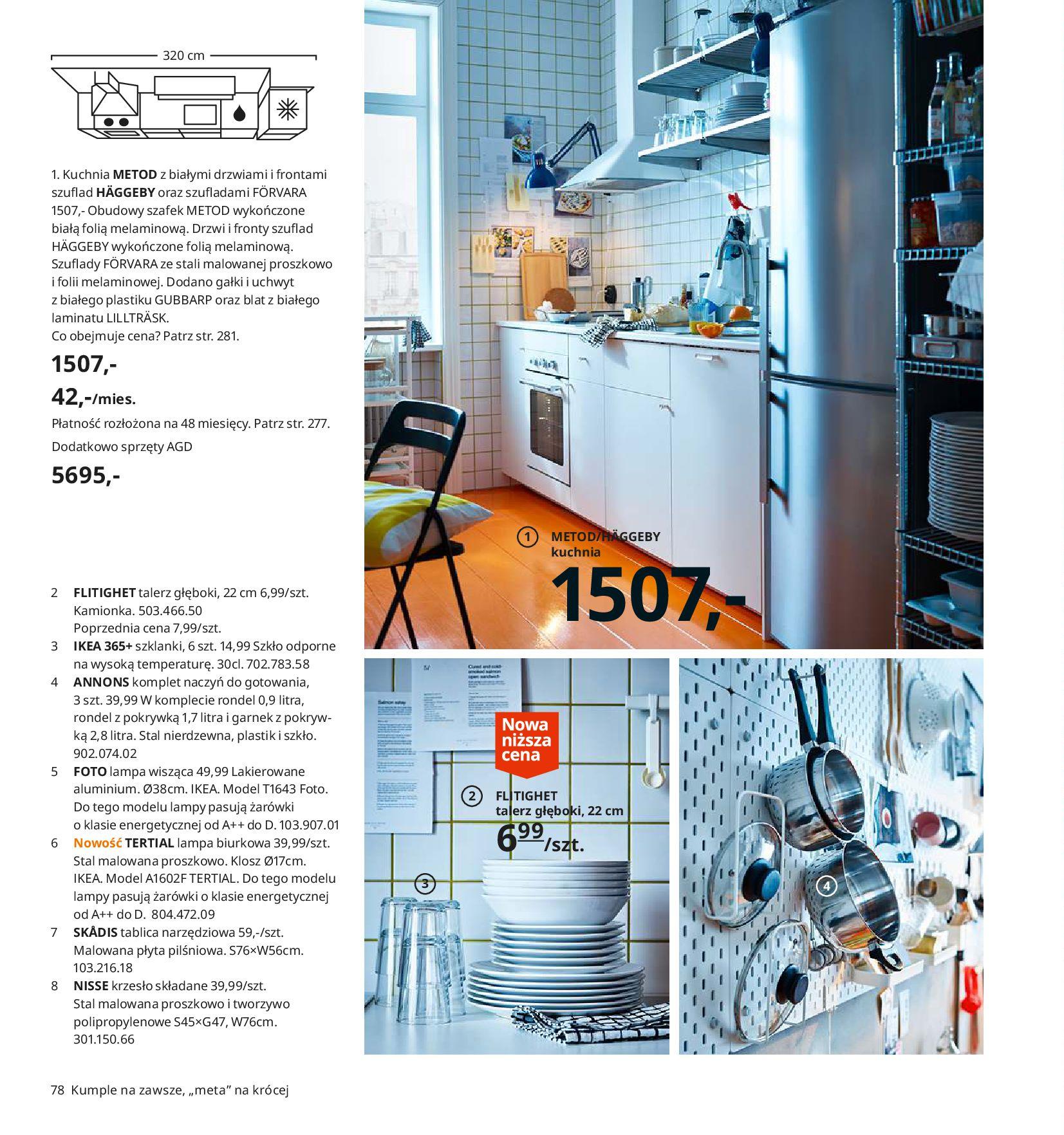 Gazetka IKEA - Katalog IKEA 2020-25.08.2019-31.07.2020-page-78