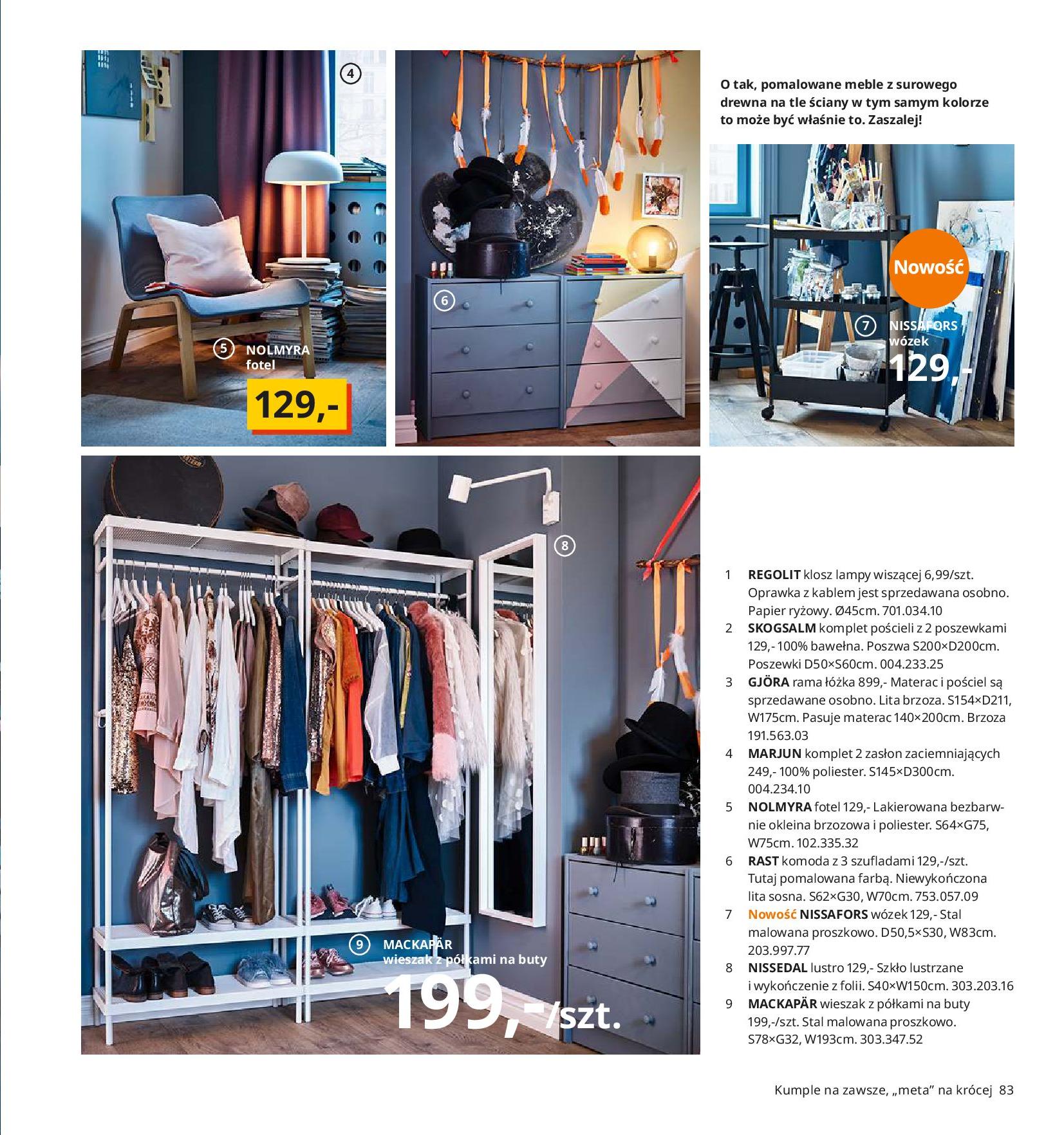 Gazetka IKEA - Katalog IKEA 2020-25.08.2019-31.07.2020-page-83