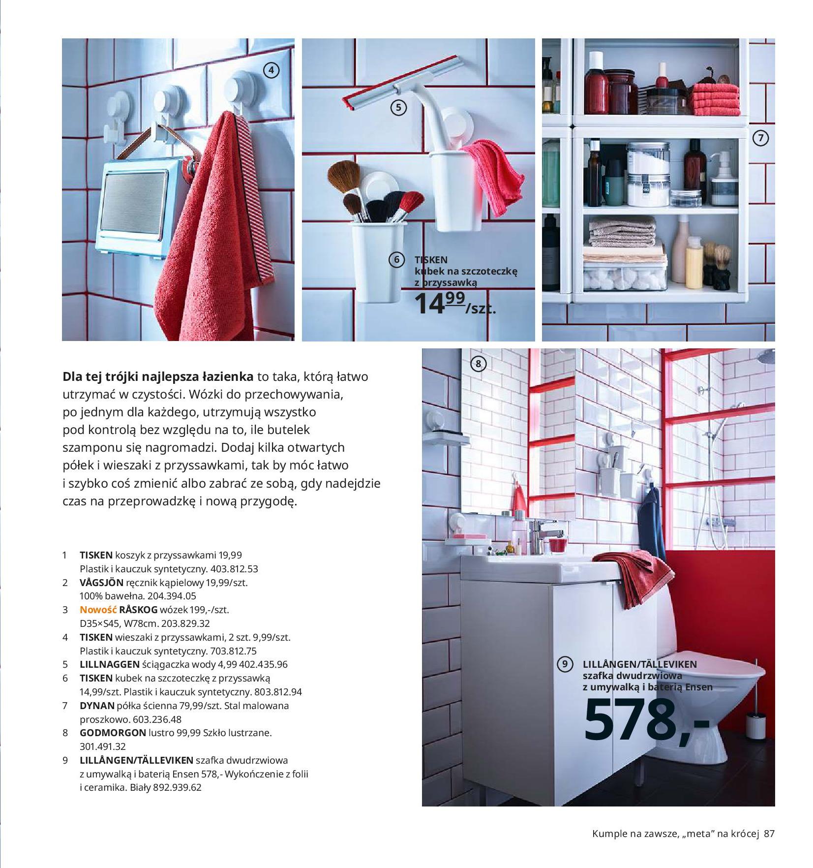 Gazetka IKEA - Katalog IKEA 2020-25.08.2019-31.07.2020-page-87