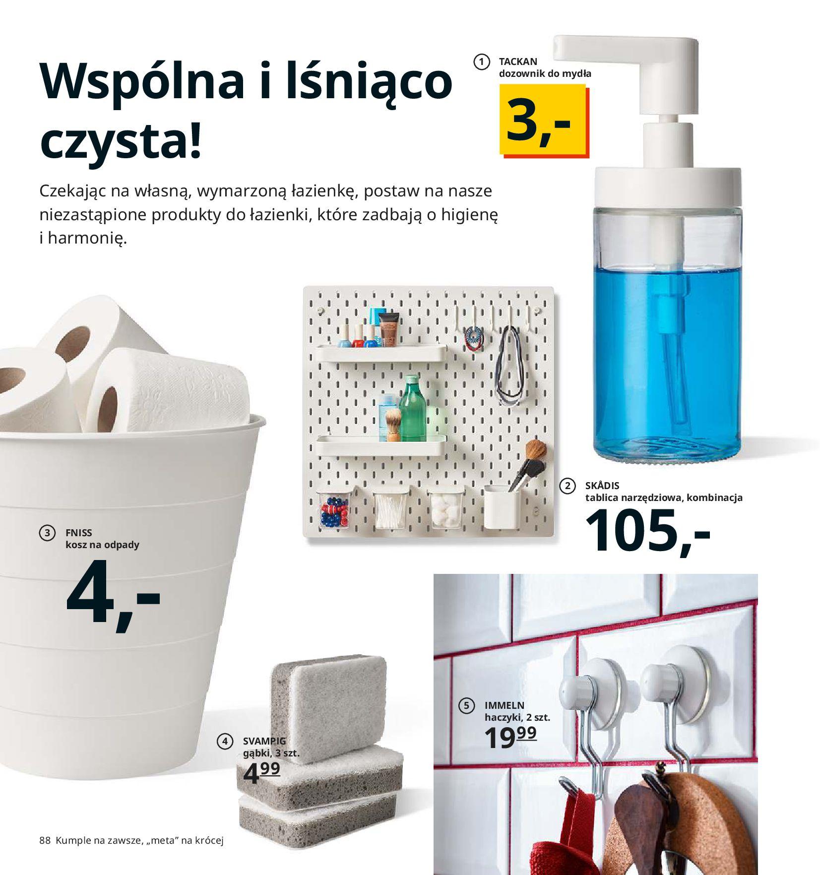 Gazetka IKEA - Katalog IKEA 2020-25.08.2019-31.07.2020-page-88