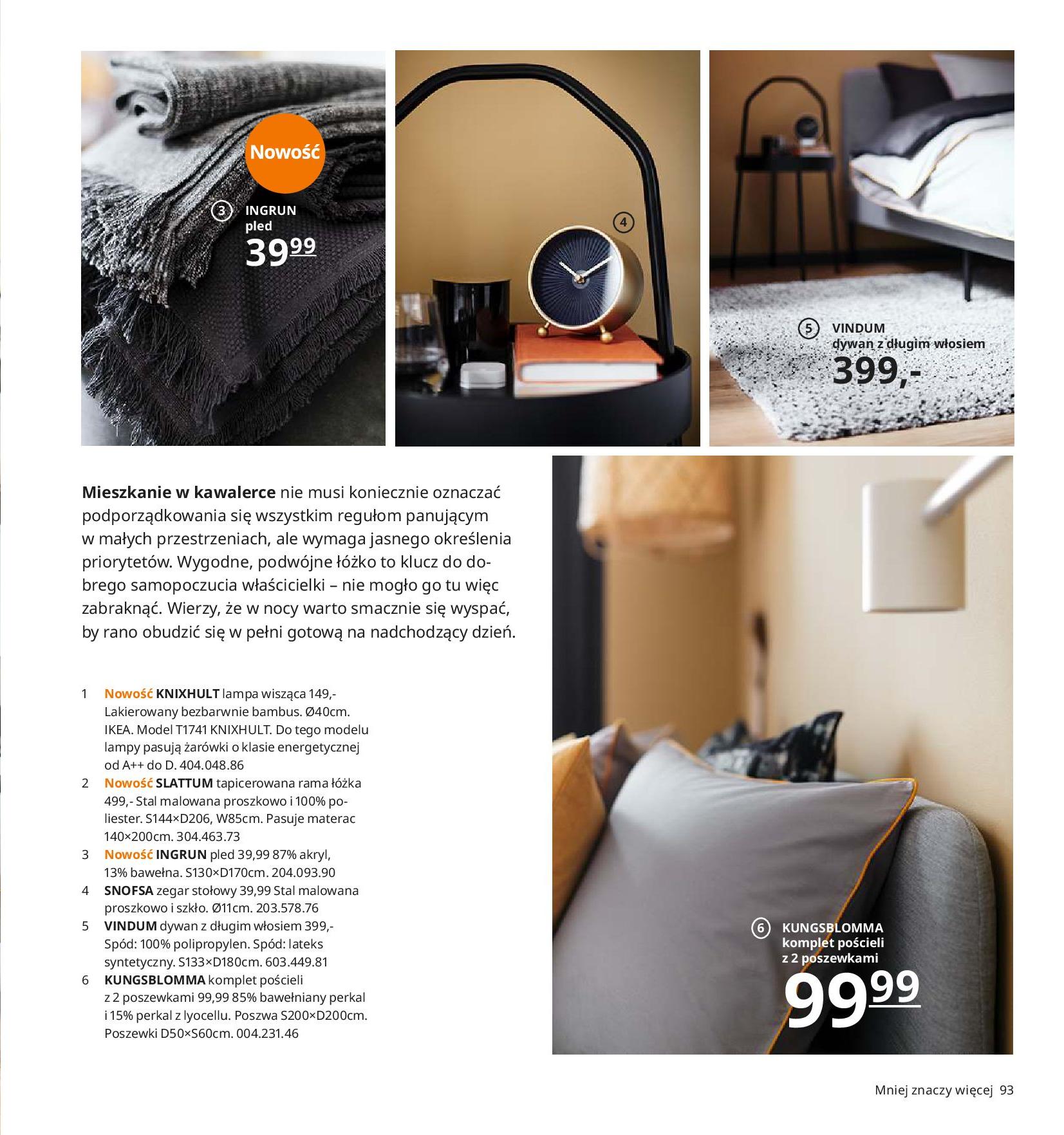 Gazetka IKEA - Katalog IKEA 2020-25.08.2019-31.07.2020-page-93