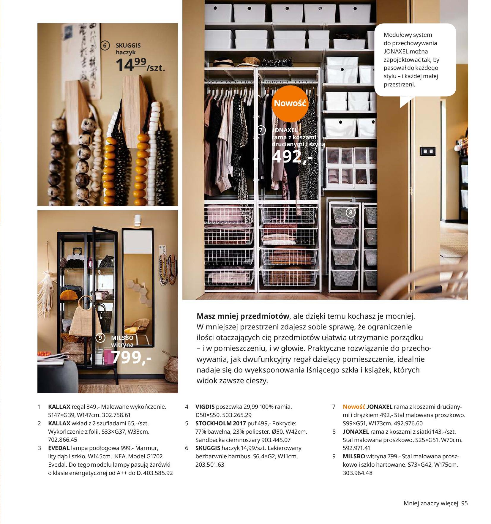 Gazetka IKEA - Katalog IKEA 2020-25.08.2019-31.07.2020-page-95
