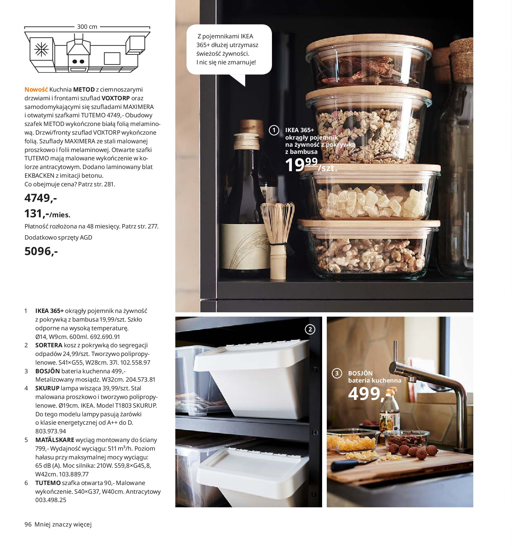 Gazetka IKEA - Katalog IKEA 2020-25.08.2019-31.07.2020-page-96