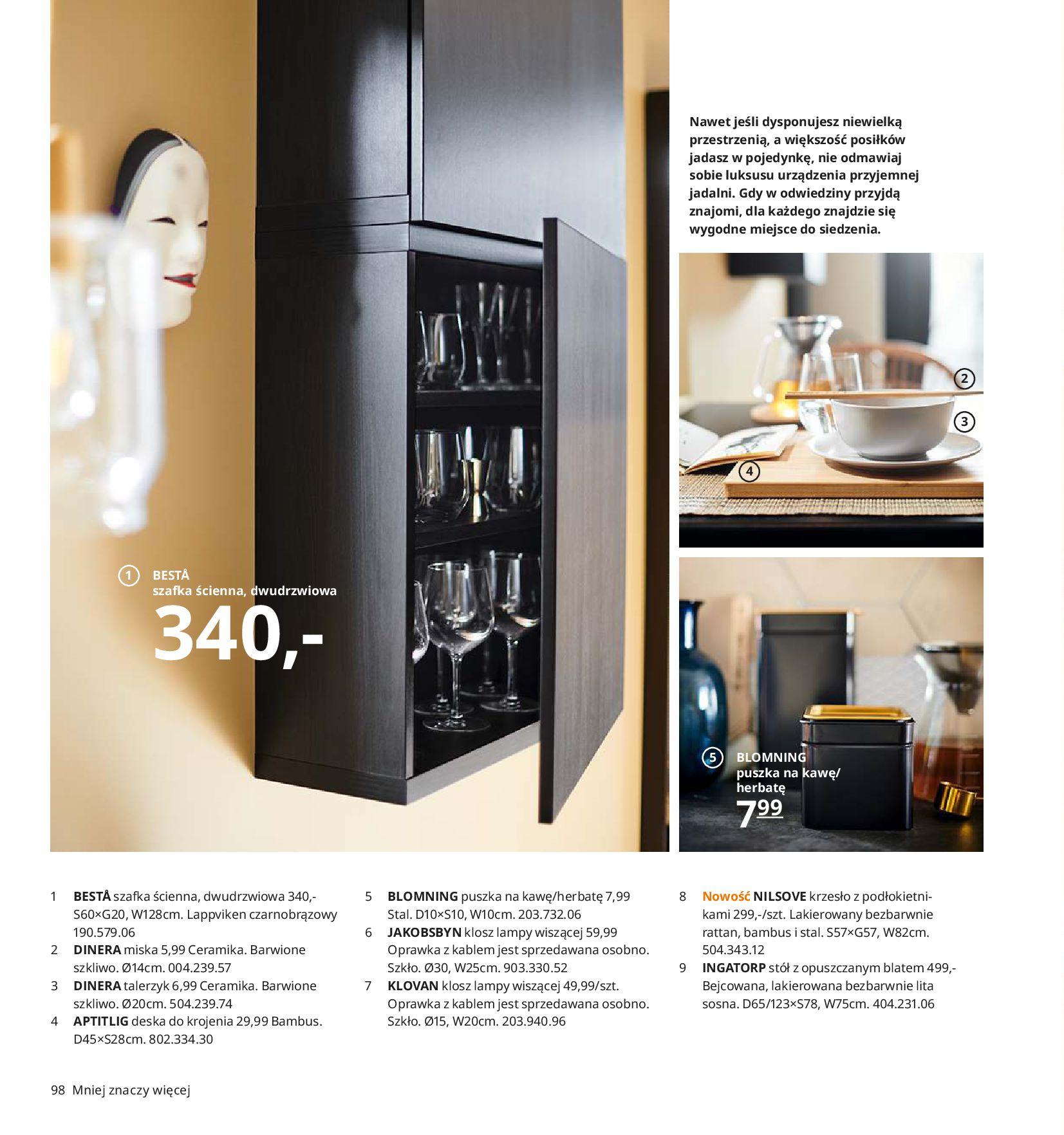 Gazetka IKEA - Katalog IKEA 2020-25.08.2019-31.07.2020-page-98