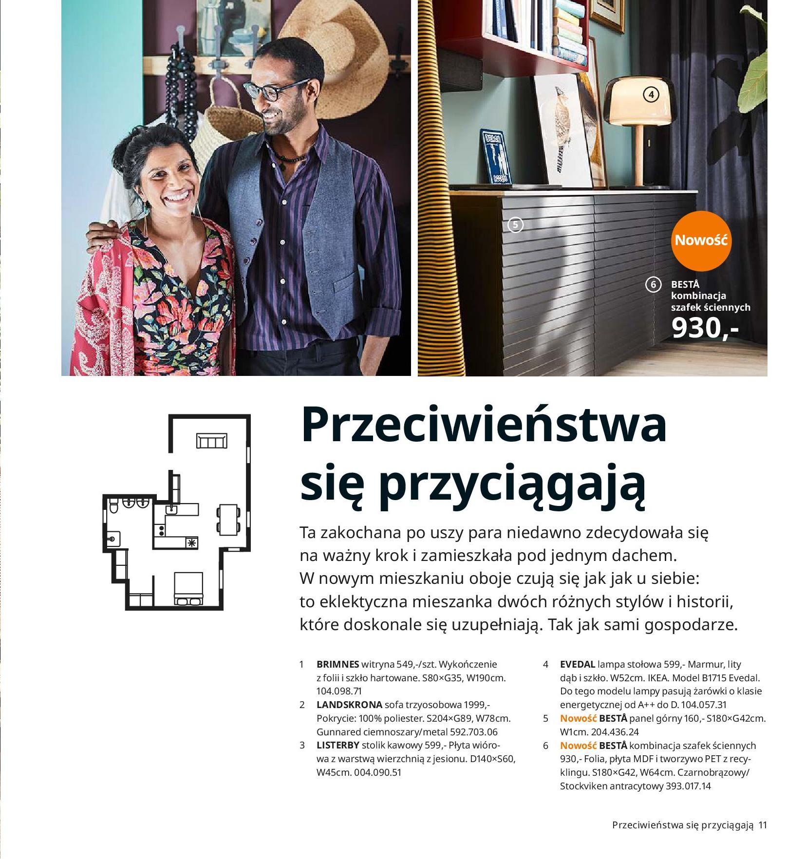 Gazetka IKEA - Katalog IKEA 2020-25.08.2019-31.07.2020-page-11