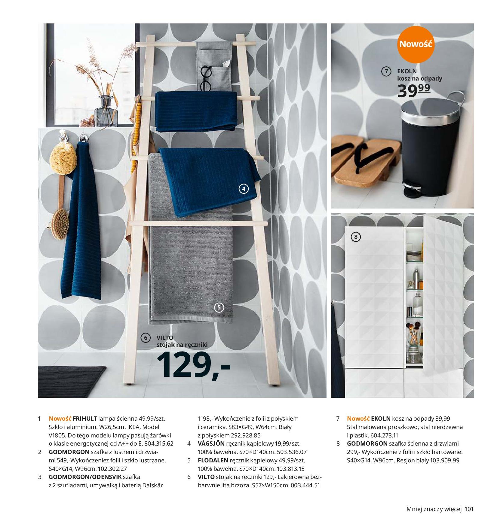 Gazetka IKEA - Katalog IKEA 2020-25.08.2019-31.07.2020-page-101