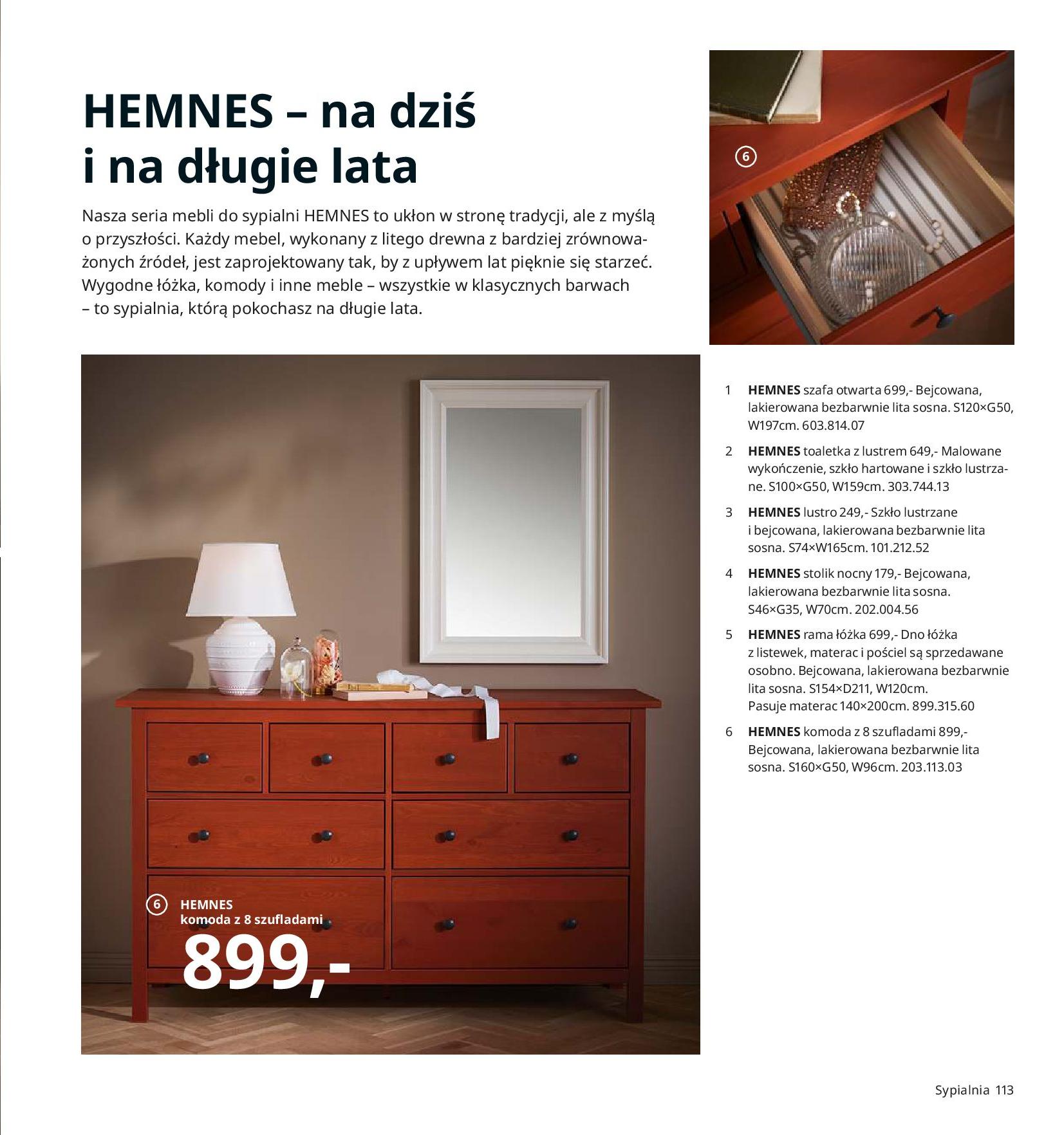 Gazetka IKEA - Katalog IKEA 2020-25.08.2019-31.07.2020-page-113