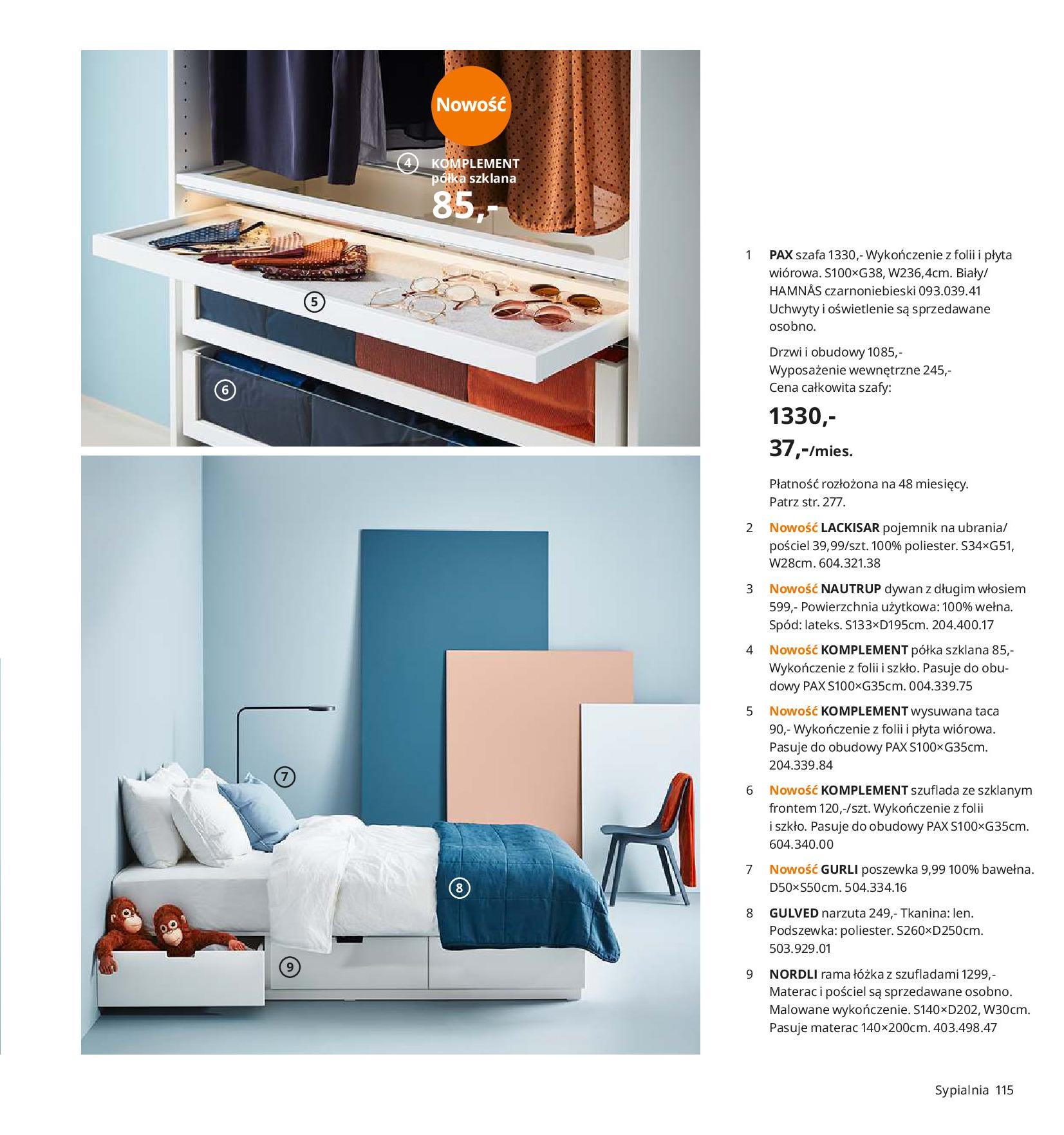 Gazetka IKEA - Katalog IKEA 2020-25.08.2019-31.07.2020-page-115