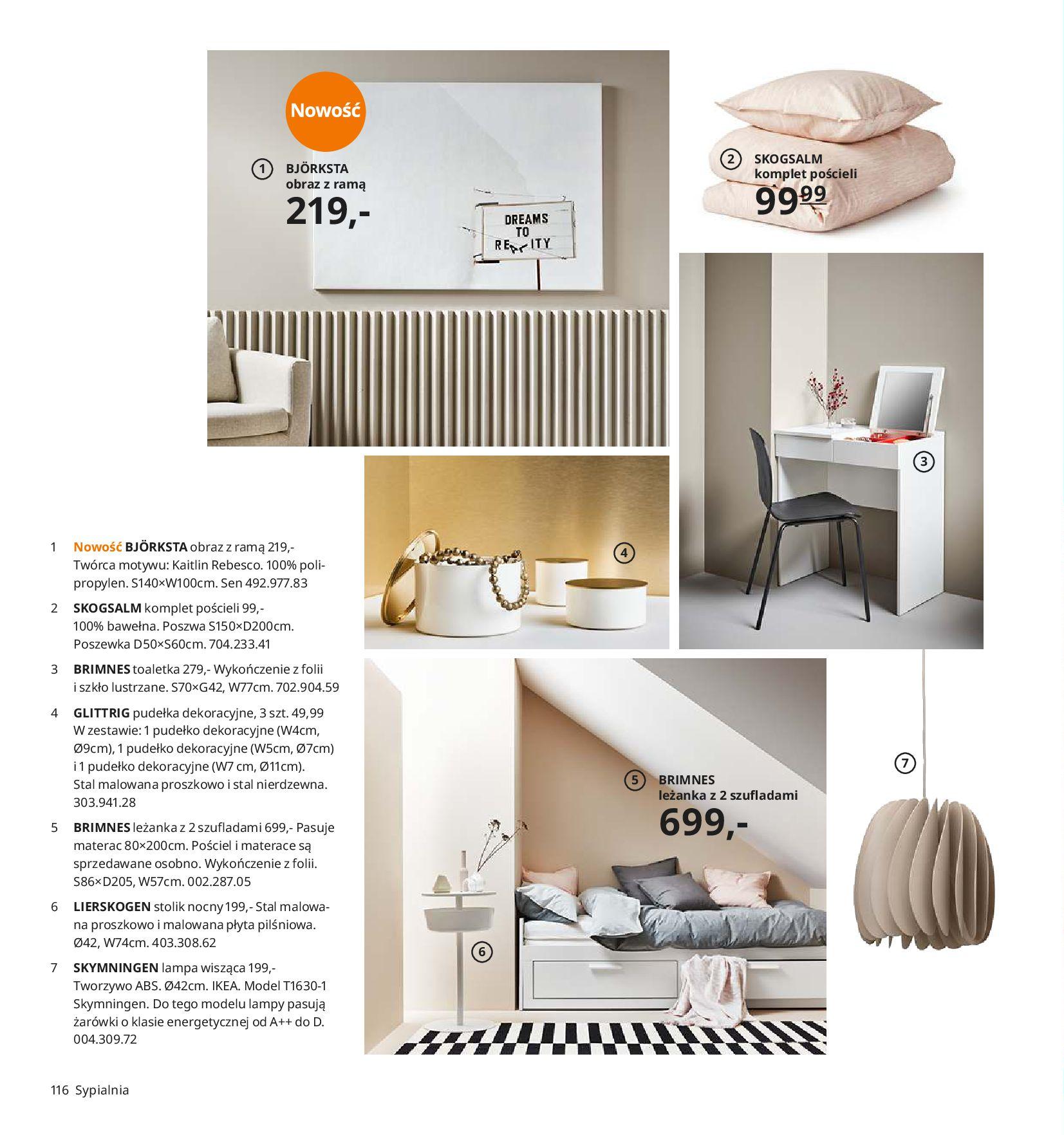 Gazetka IKEA - Katalog IKEA 2020-25.08.2019-31.07.2020-page-116