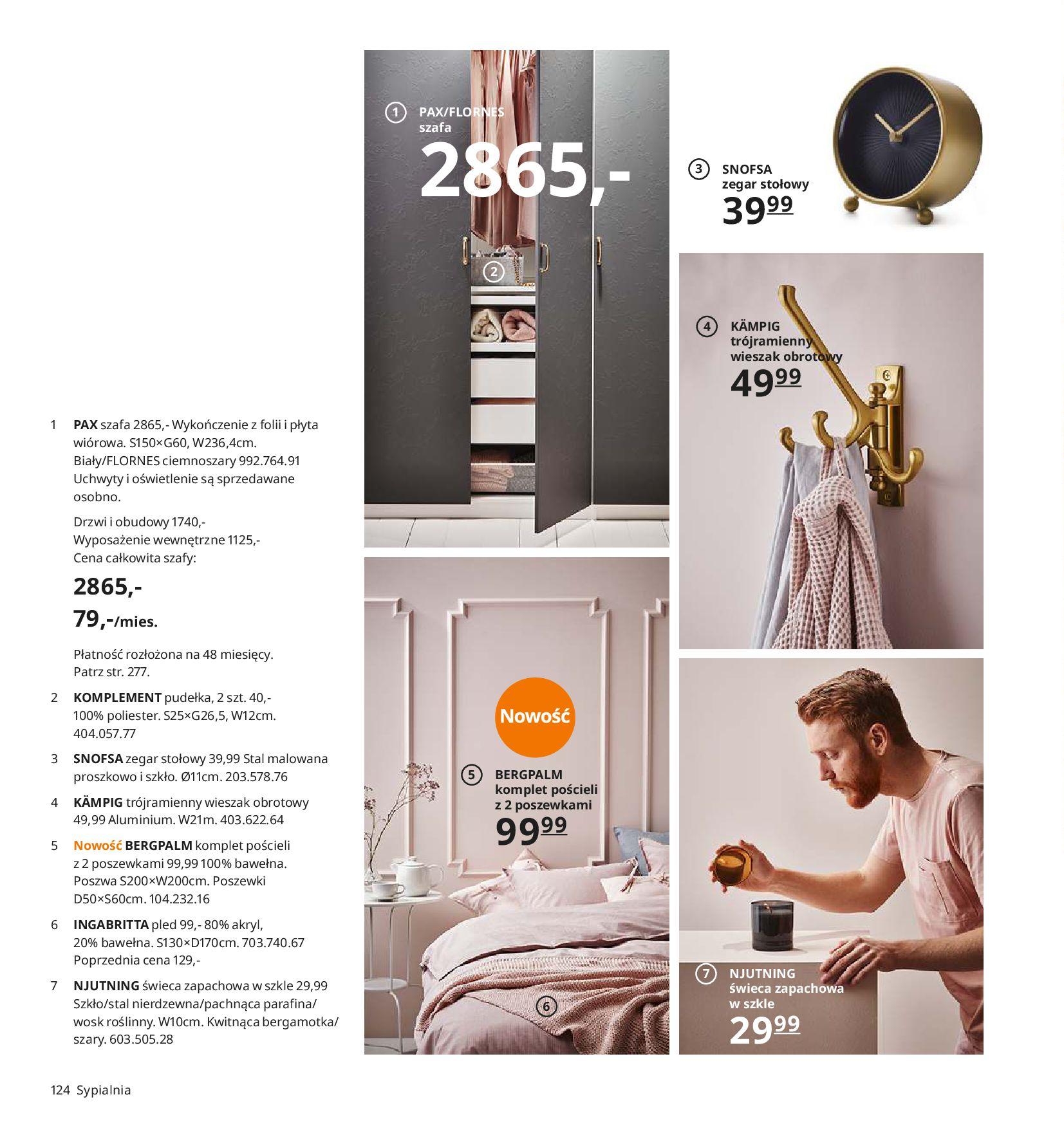Gazetka IKEA - Katalog IKEA 2020-25.08.2019-31.07.2020-page-124
