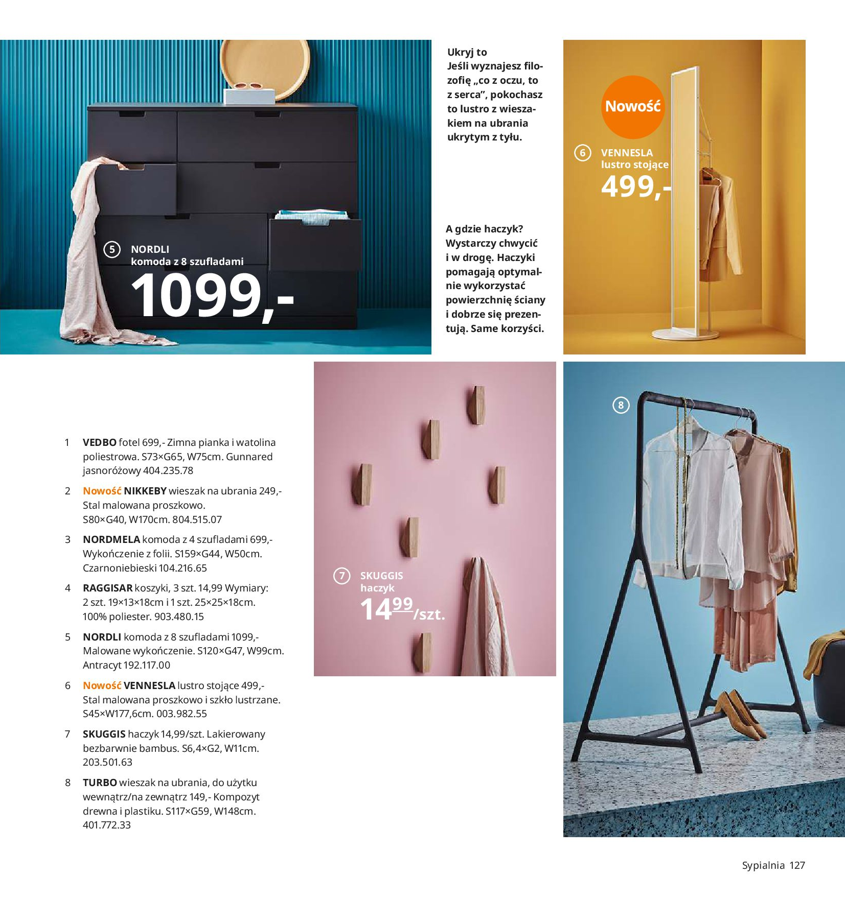 Gazetka IKEA - Katalog IKEA 2020-25.08.2019-31.07.2020-page-127