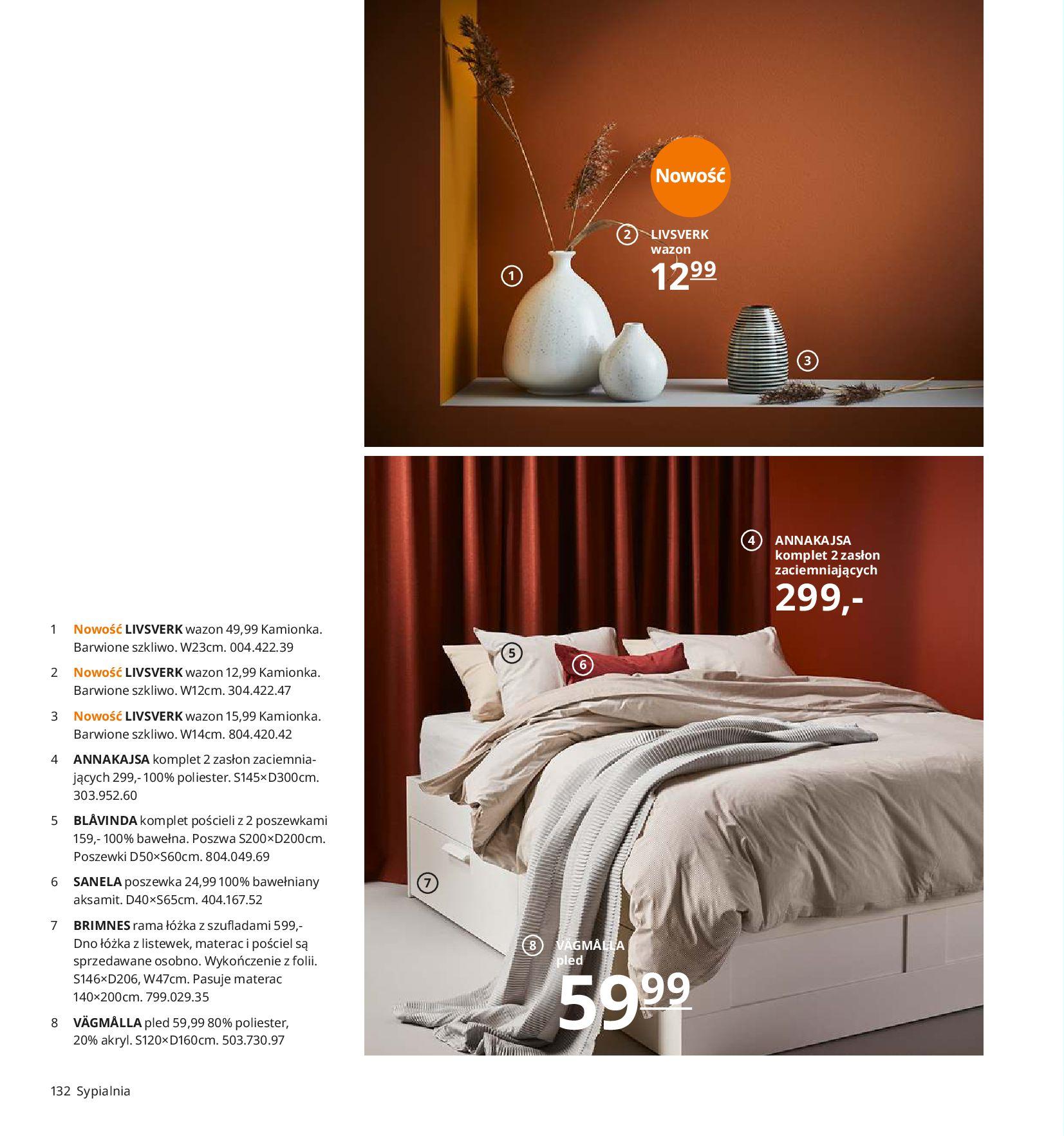 Gazetka IKEA - Katalog IKEA 2020-25.08.2019-31.07.2020-page-132