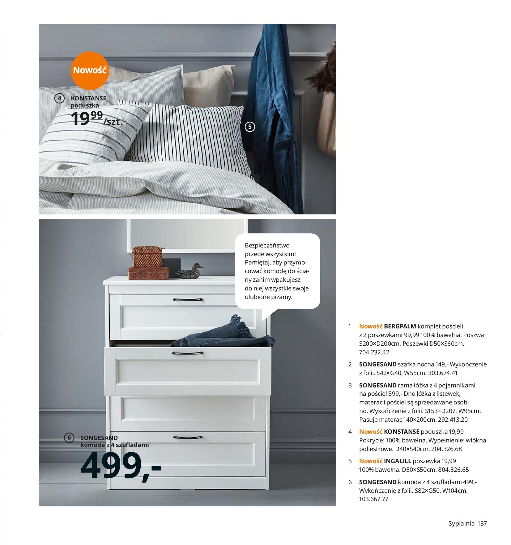 Gazetka IKEA - Katalog IKEA 2020-25.08.2019-31.07.2020-page-137