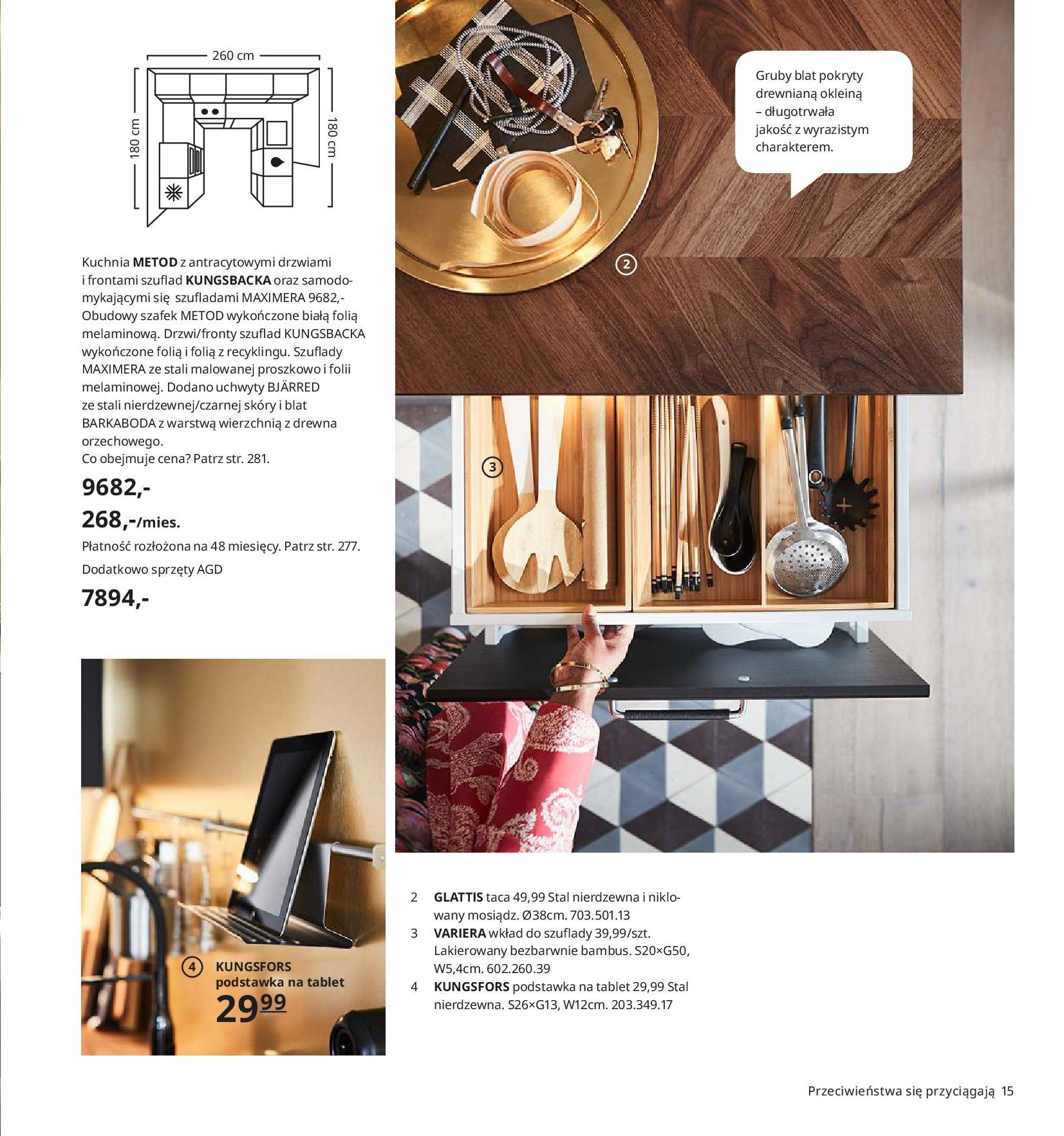 Gazetka IKEA - Katalog IKEA 2020-25.08.2019-31.07.2020-page-15